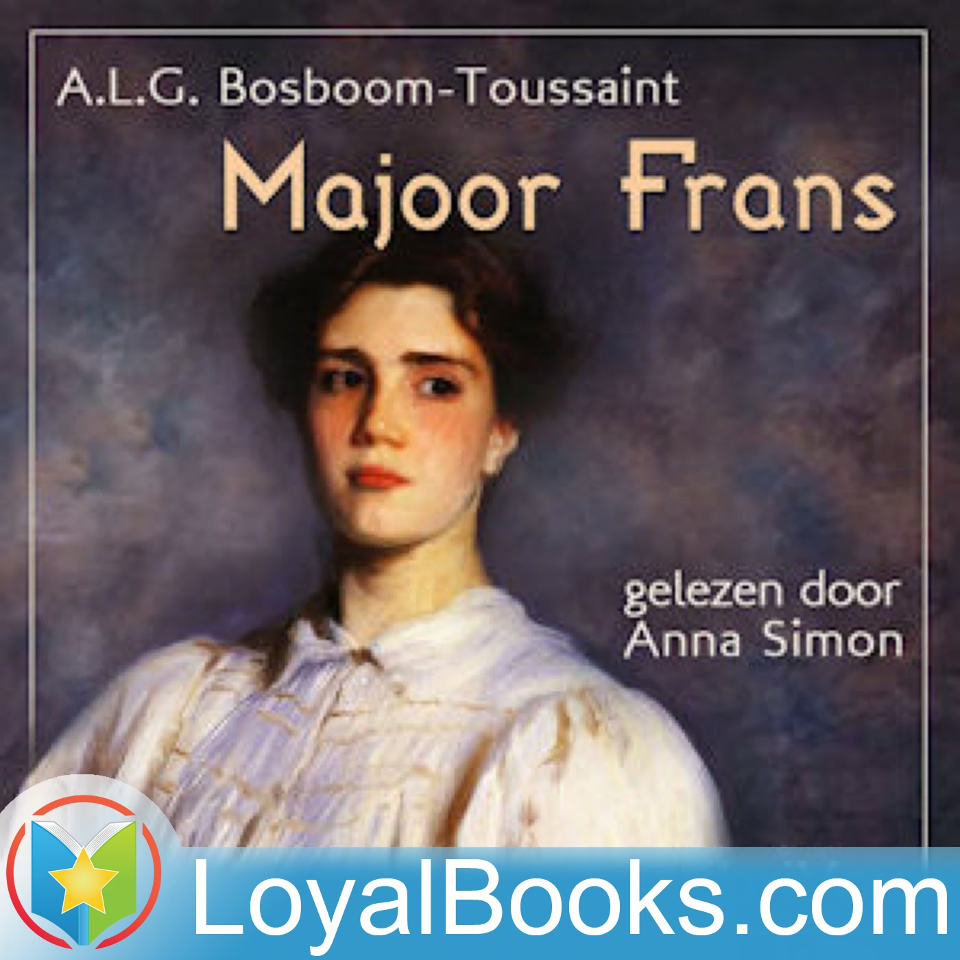 <![CDATA[Majoor Frans by A.L.G. Bosboom-Toussaint]]>