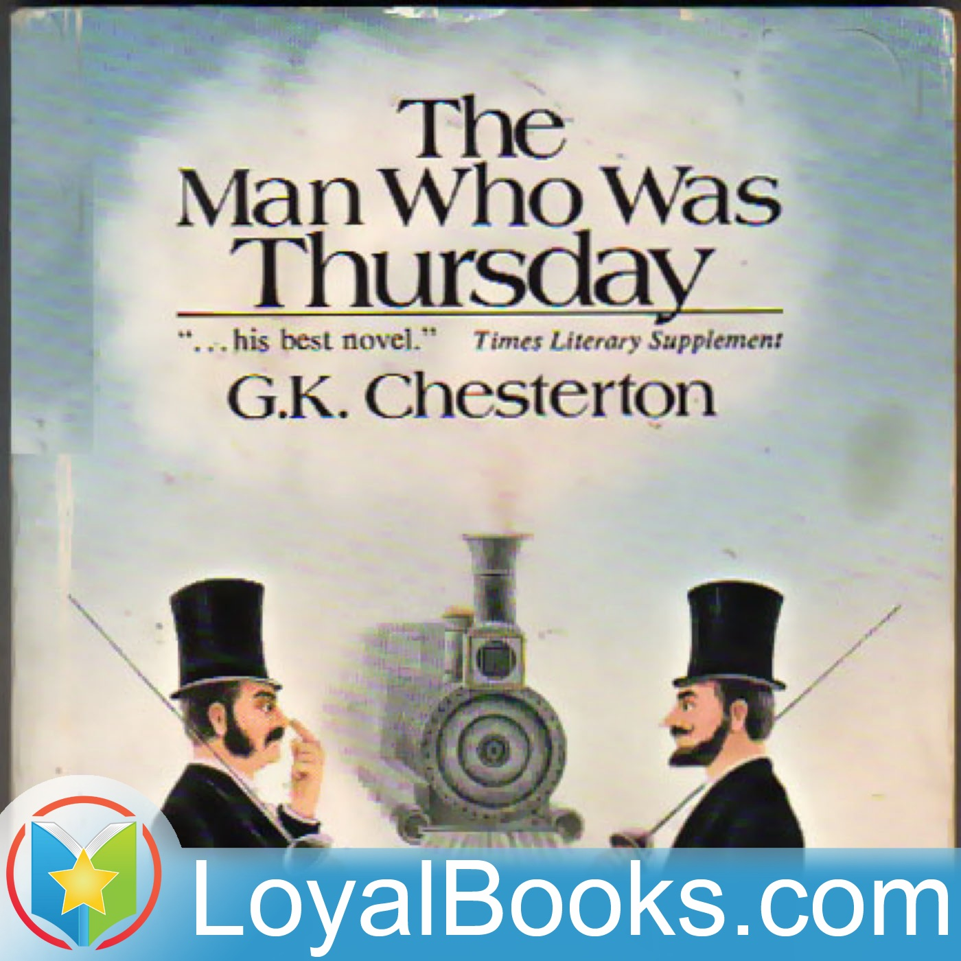 <![CDATA[The Man Who was Thursday by G. K. Chesterton]]>