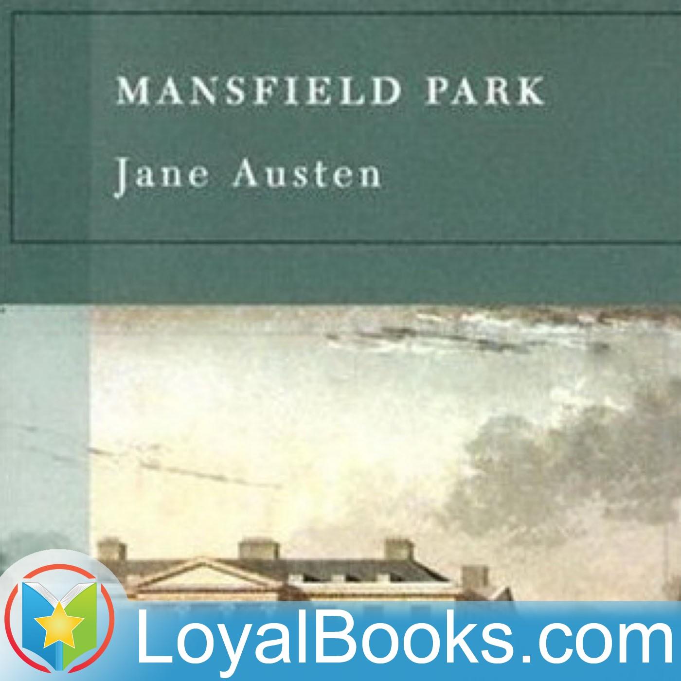 <![CDATA[Mansfield Park by Jane Austen]]>