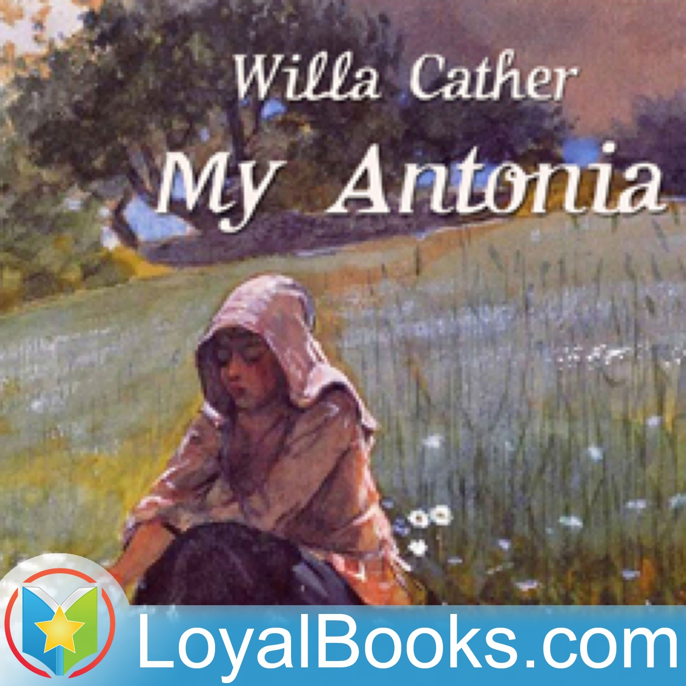 <![CDATA[My Antonia by Willa Cather]]>