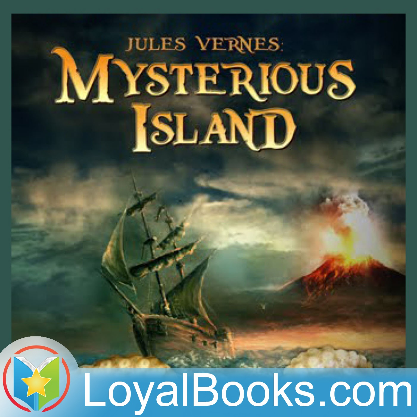 <![CDATA[The Mysterious Island by Jules Verne]]>