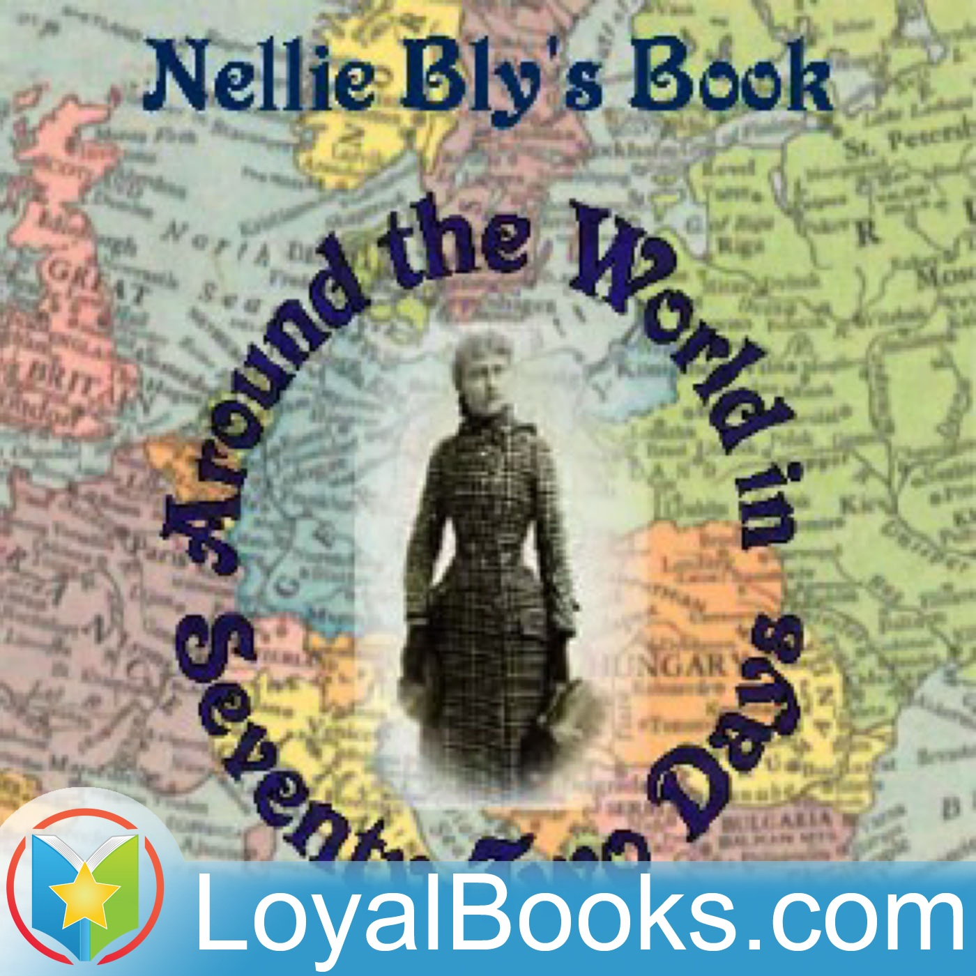 <![CDATA[Around the World in Seventy-Two Days by Nellie Bly]]>