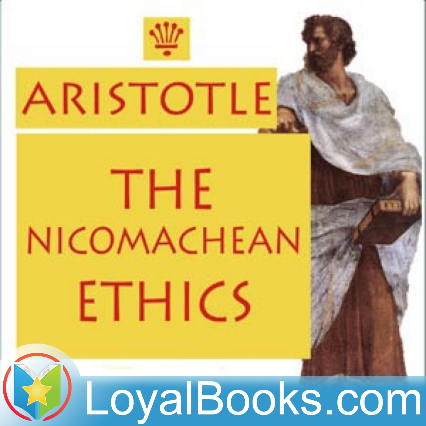 <![CDATA[The Nicomachean Ethics by Aristotle]]>