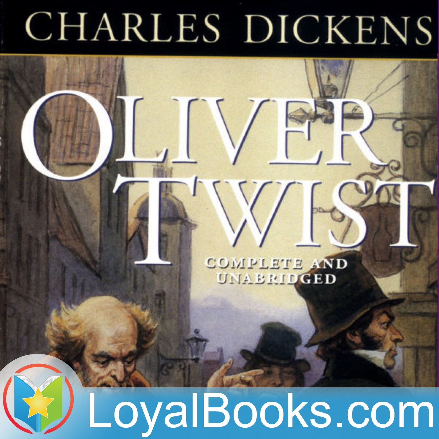 <![CDATA[Oliver Twist by Charles Dickens]]>