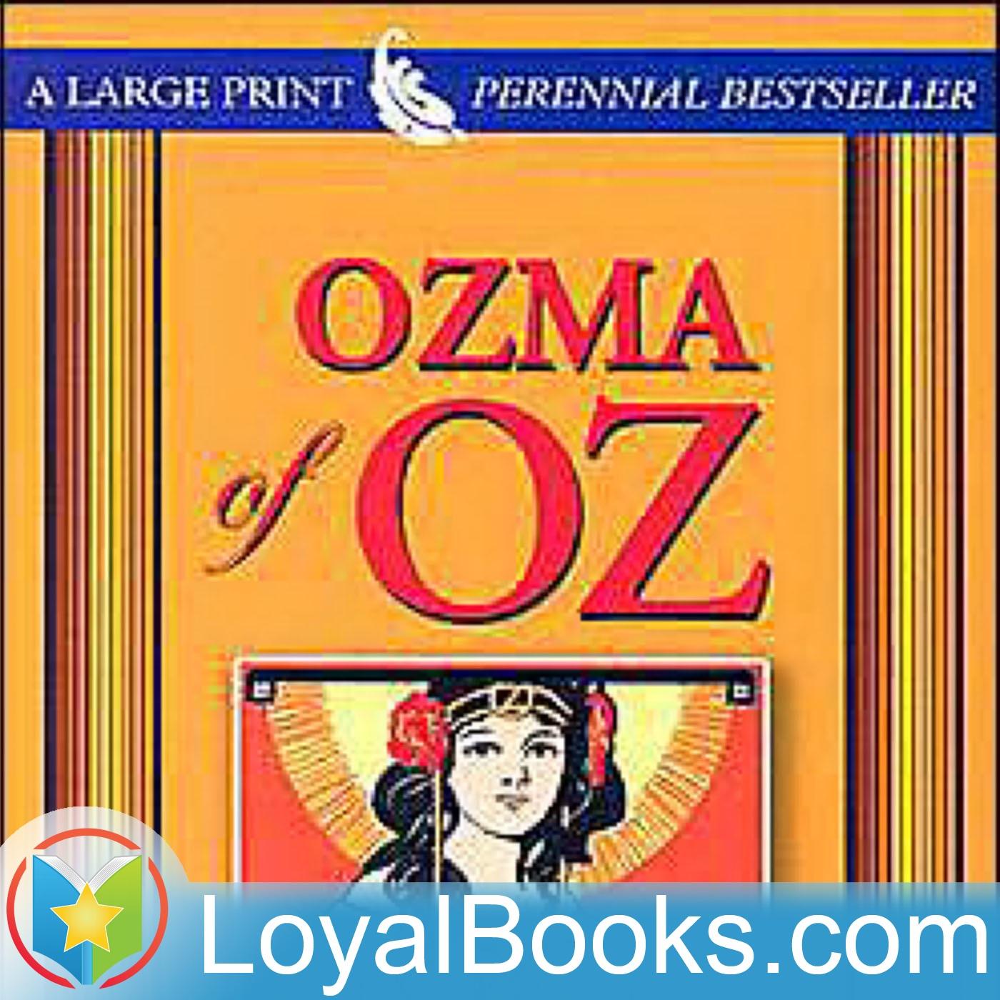 <![CDATA[Ozma of Oz by L. Frank Baum]]>
