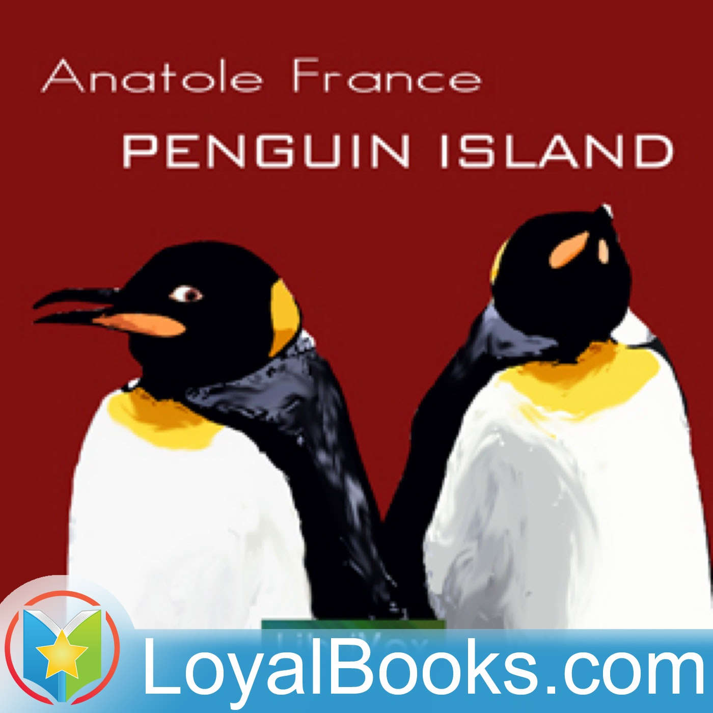 <![CDATA[Penguin Island by Anatole France]]>