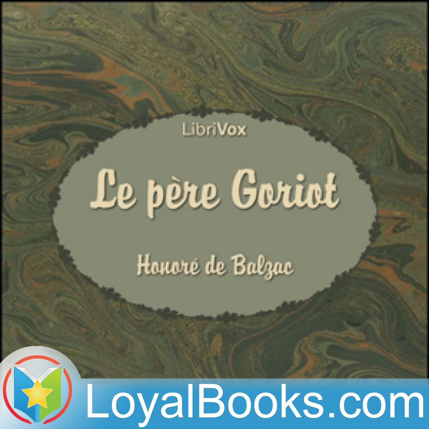 <![CDATA[Le père Goriot by Honoré de Balzac]]>