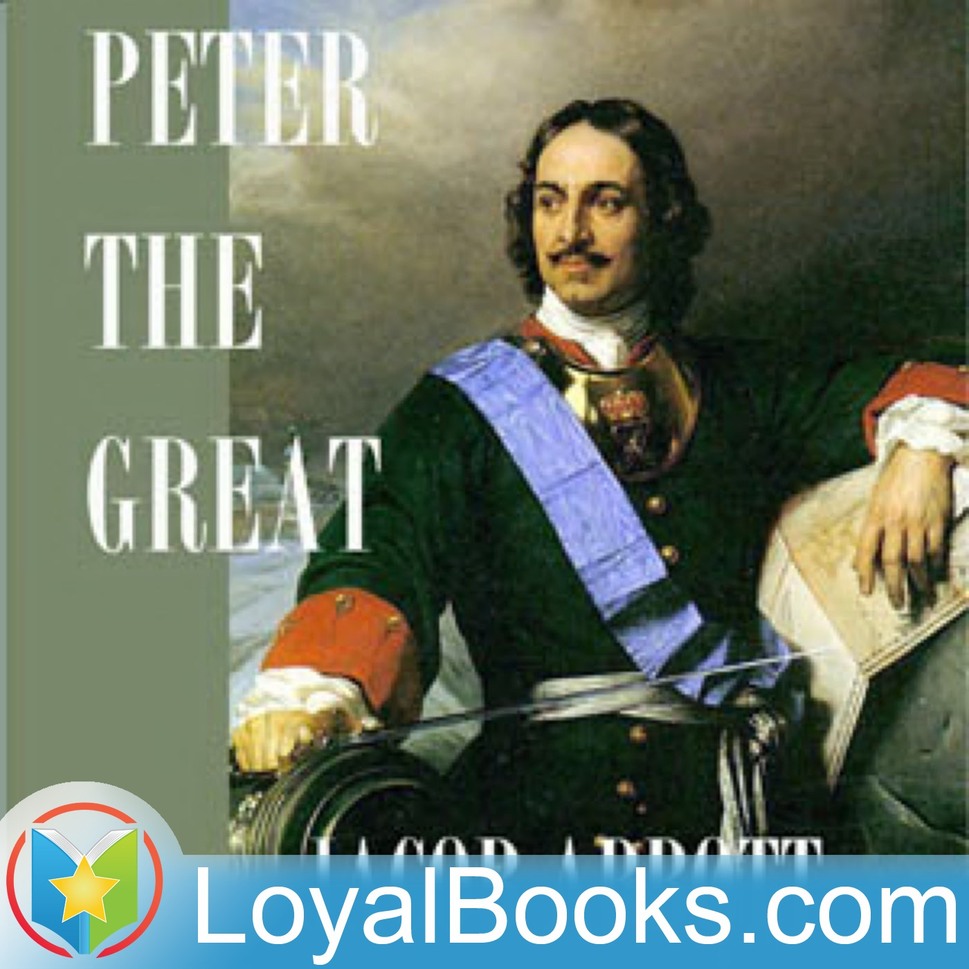 <![CDATA[Peter the Great by Jacob Abbott]]>