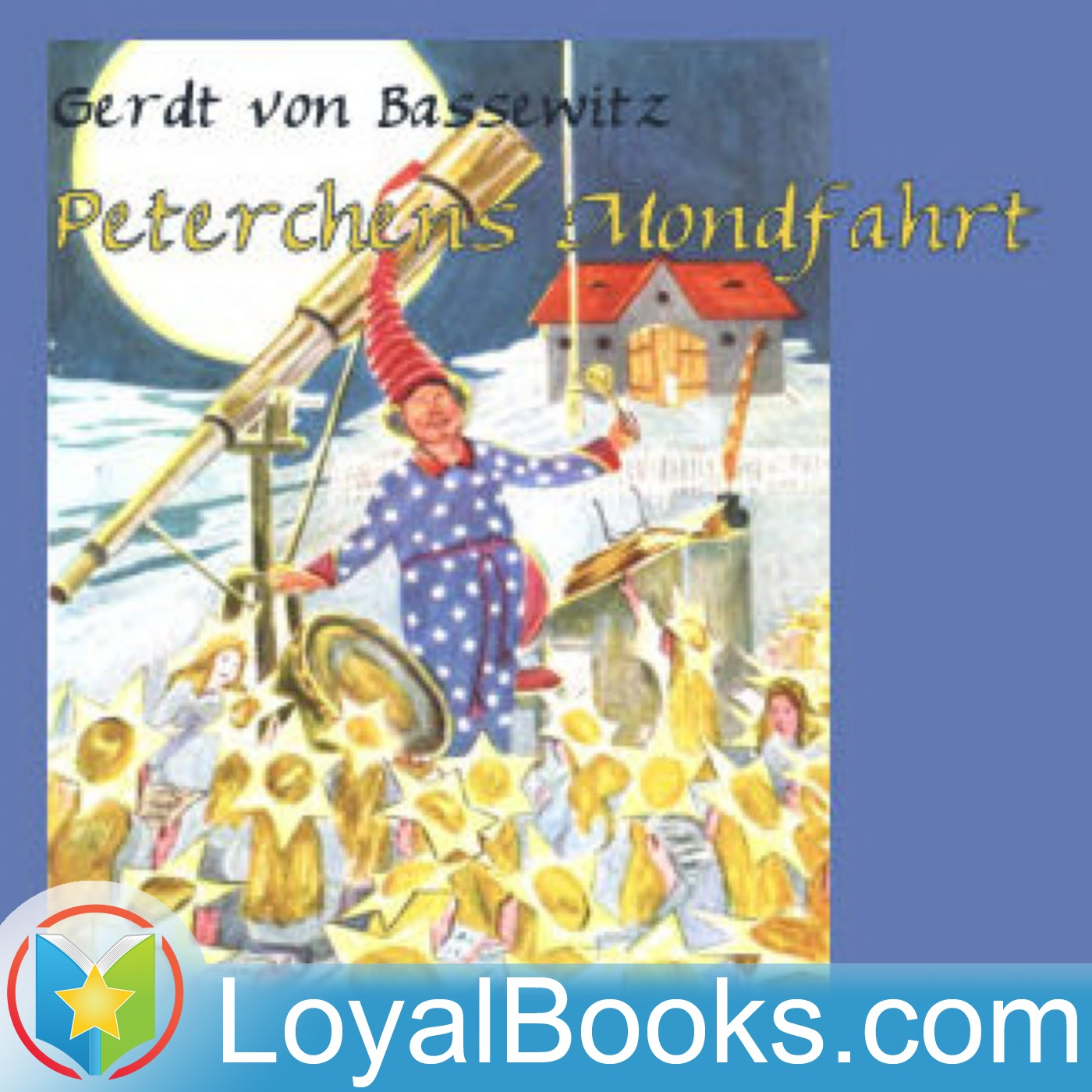 <![CDATA[Peterchens Mondfahrt by Gerdt von Bassewitz]]>
