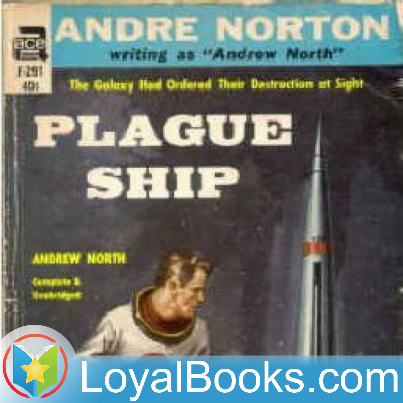 <![CDATA[Plague Ship by Andre Norton]]>