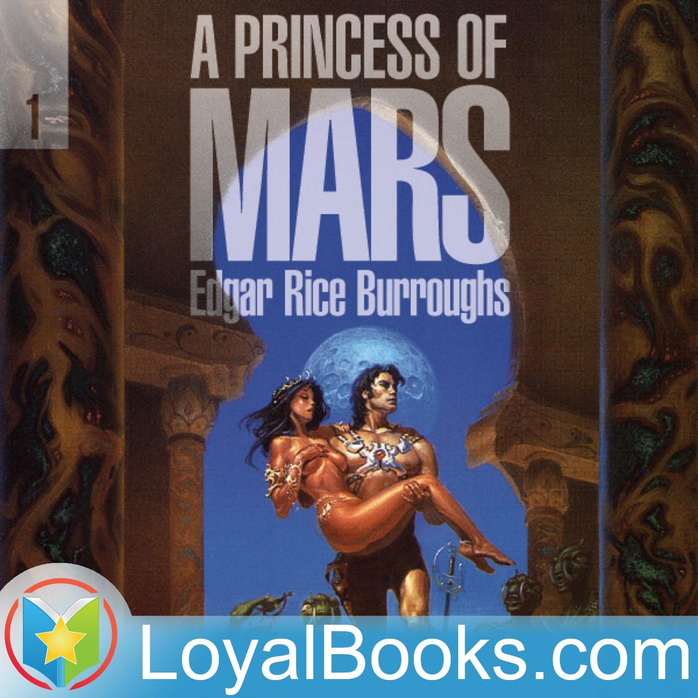 <![CDATA[A Princess of Mars by Edgar Rice Burroughs]]>