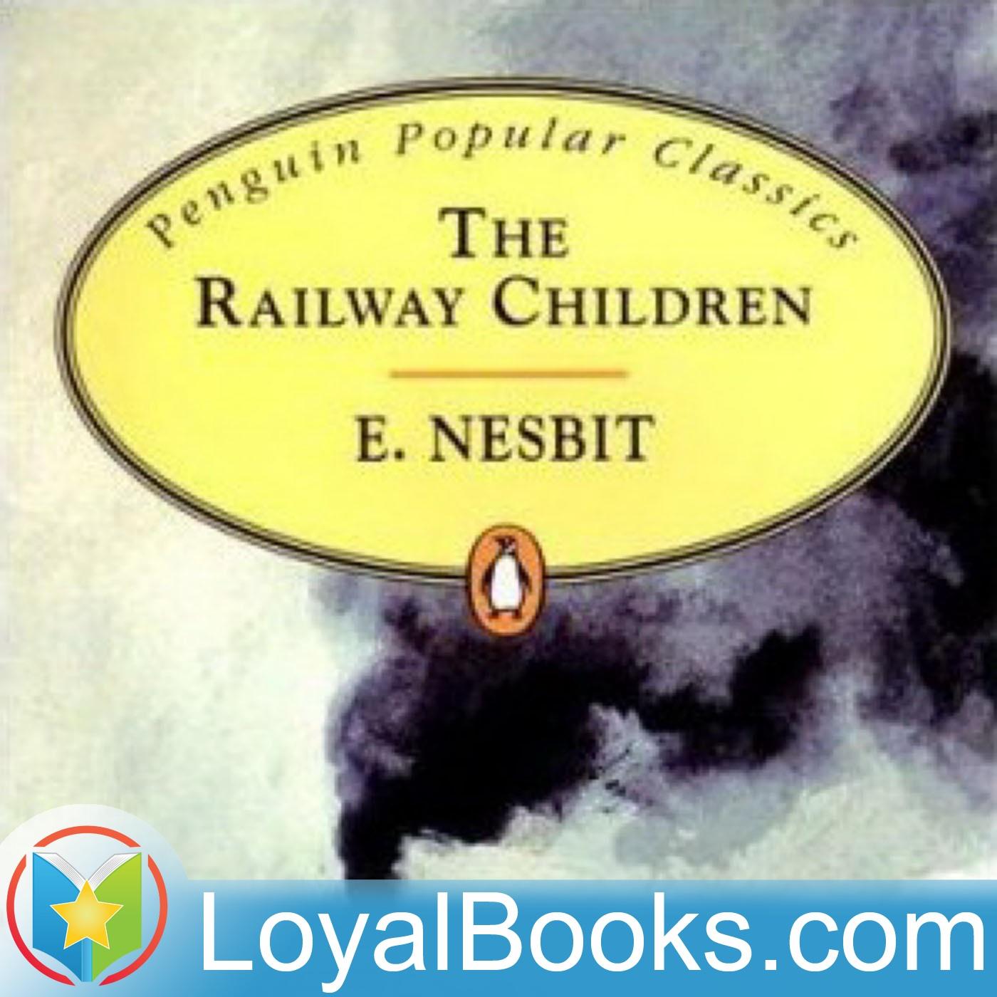 <![CDATA[Railway Children by Edith Nesbit]]>