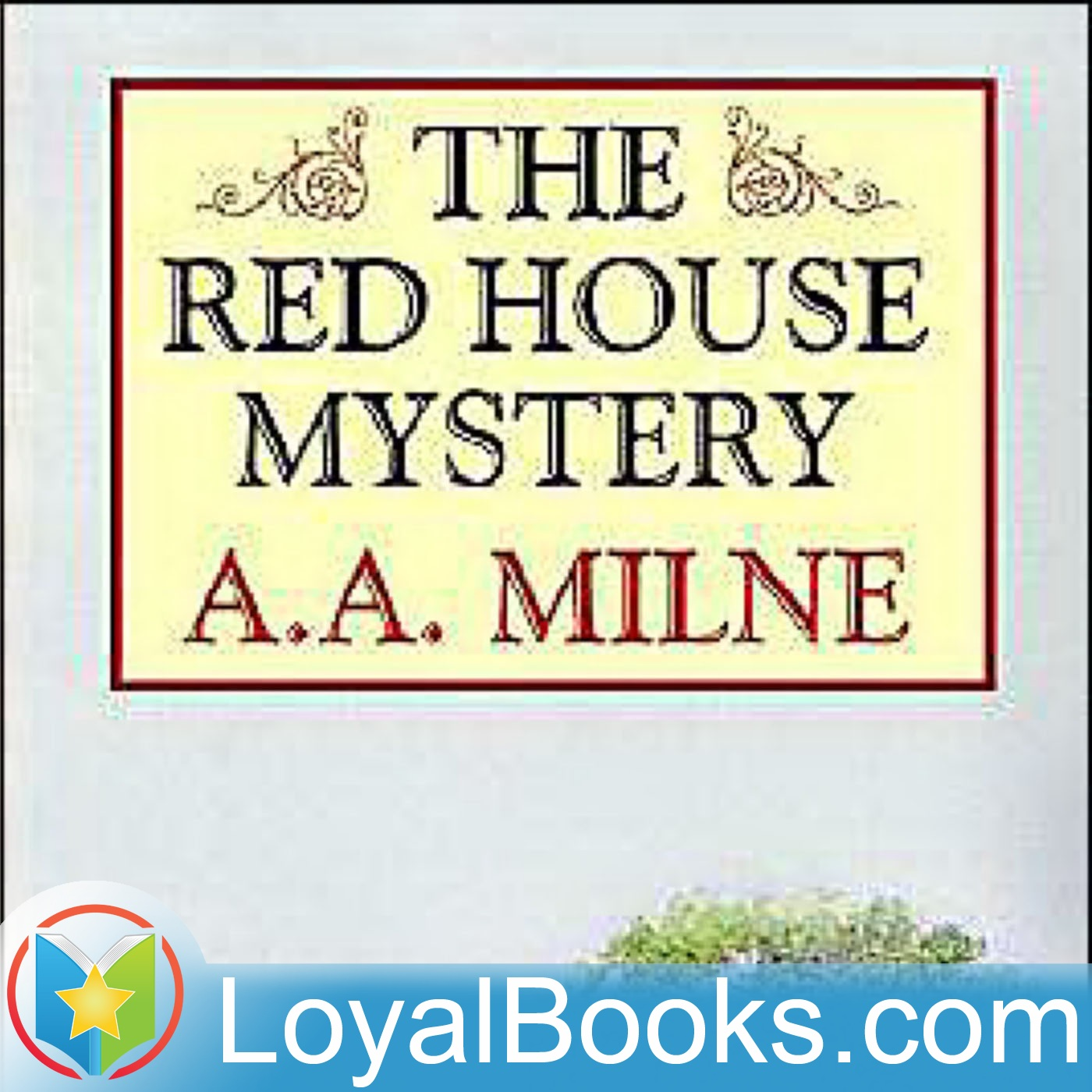 <![CDATA[The Red House Mystery by A. A. Milne]]>
