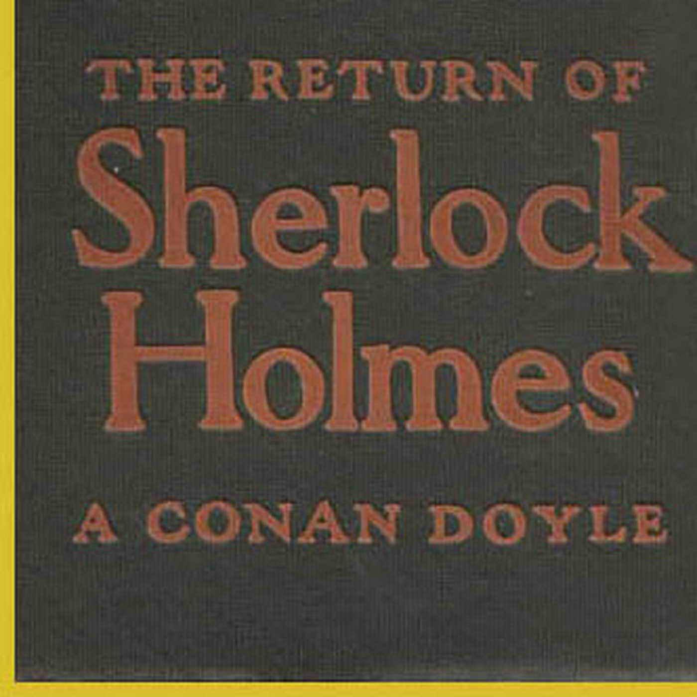 <![CDATA[The Return of Sherlock Holmes by Sir Arthur Conan Doyle]]>