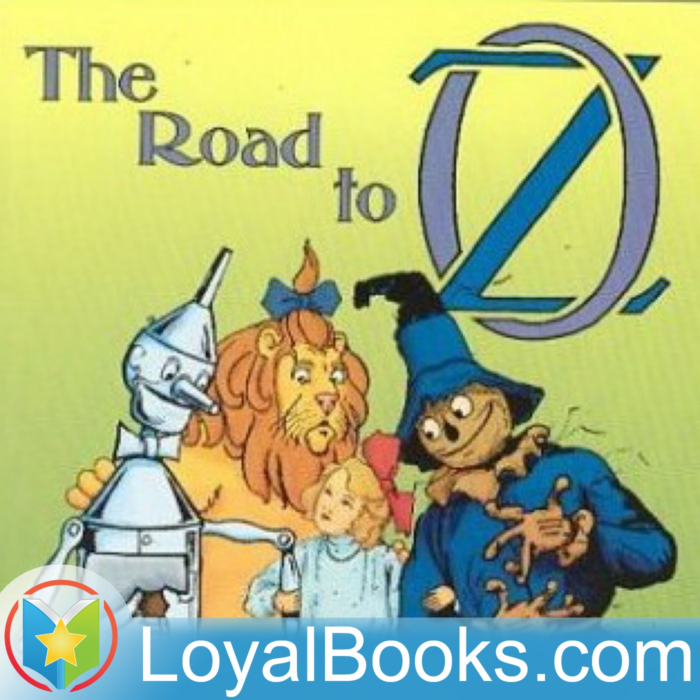 <![CDATA[The Road to Oz by L. Frank Baum]]>