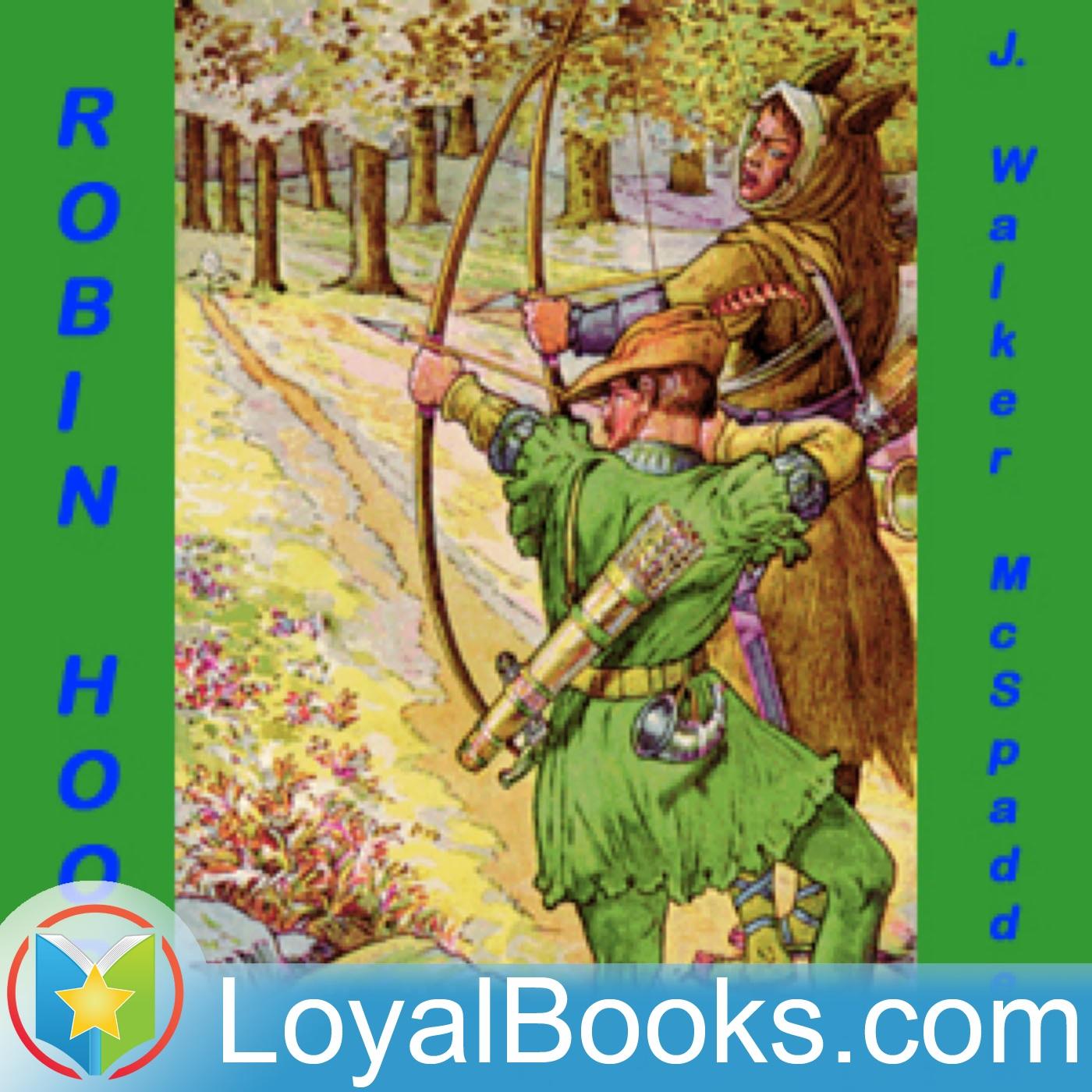 <![CDATA[Robin Hood by J. Walker McSpadden]]>