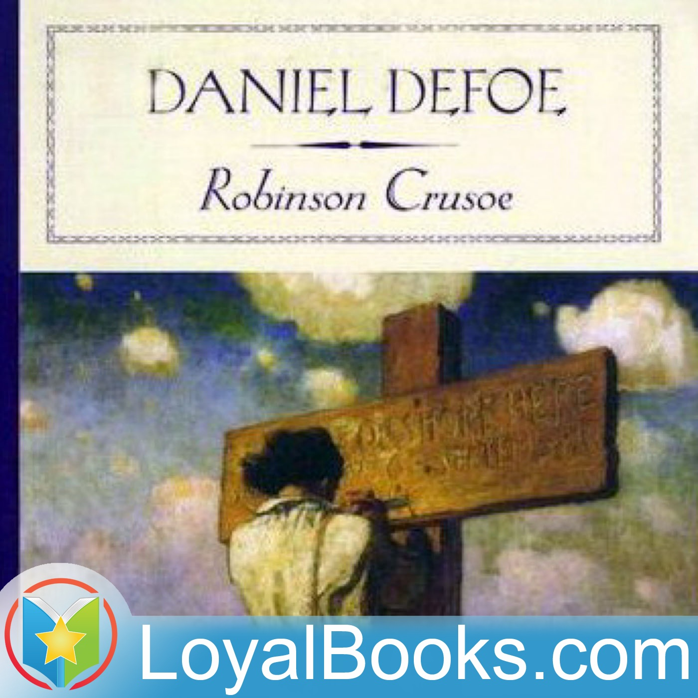 <![CDATA[Robinson Crusoe by Daniel Defoe]]>