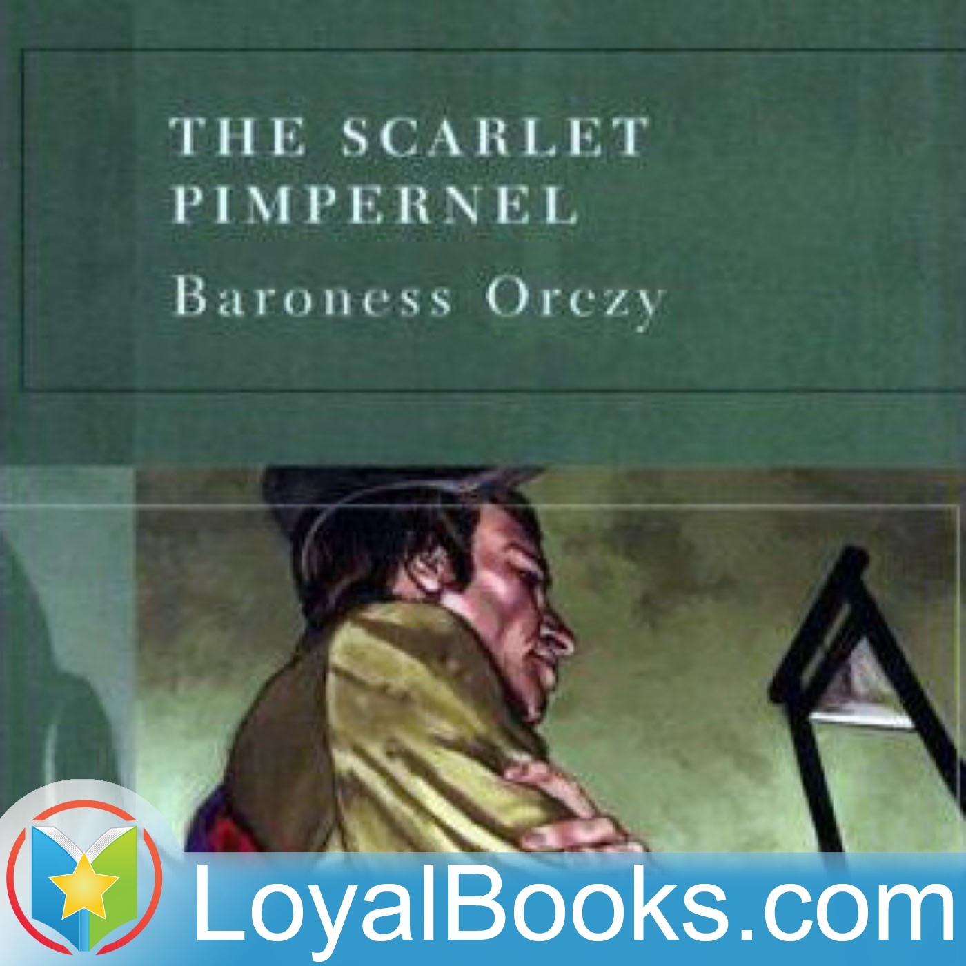 <![CDATA[The Scarlet Pimpernel by Emma Orczy]]>