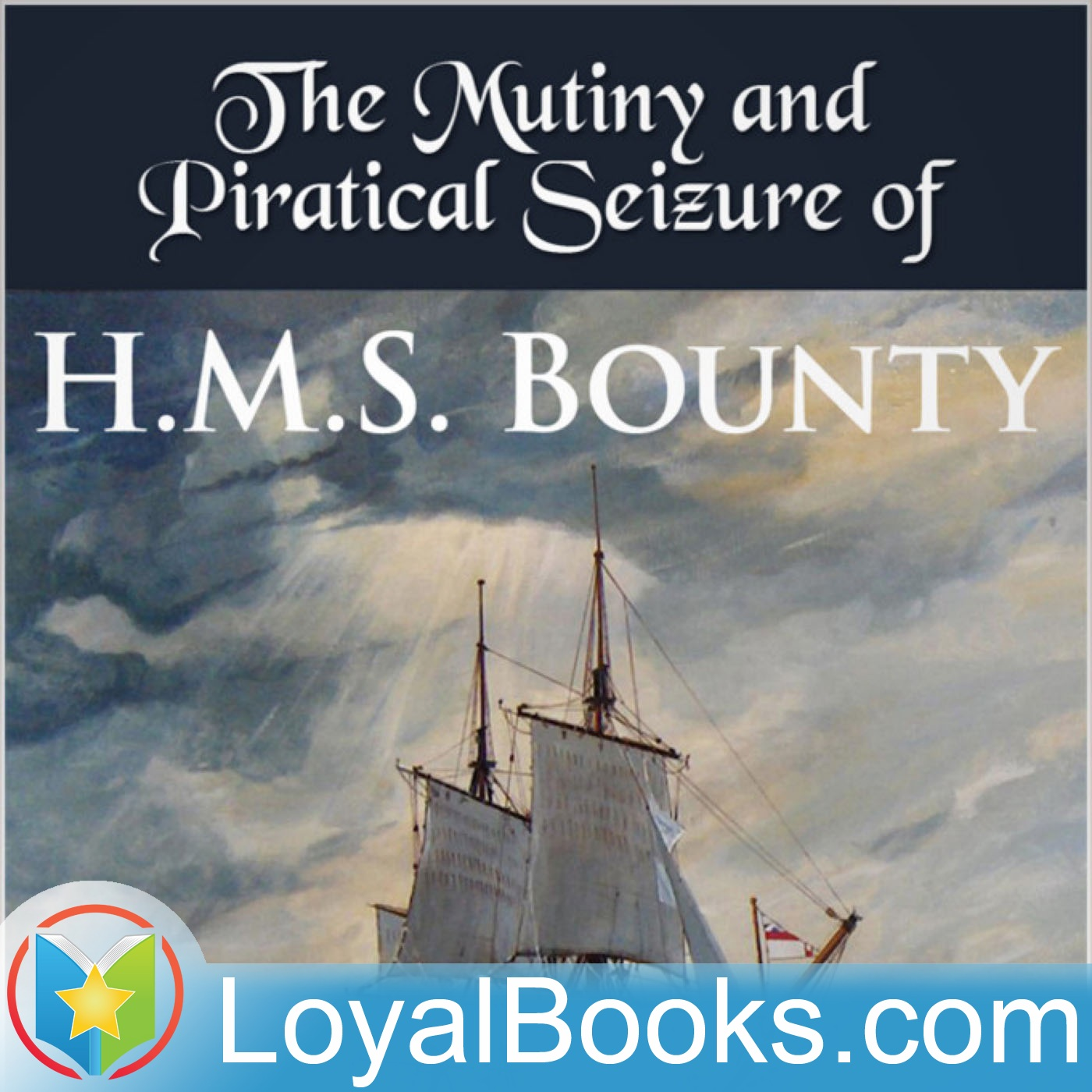 <![CDATA[Eventful History of the Mutiny and Piratical Seizure of H.M.S. Bounty by Sir John Barrow]]>