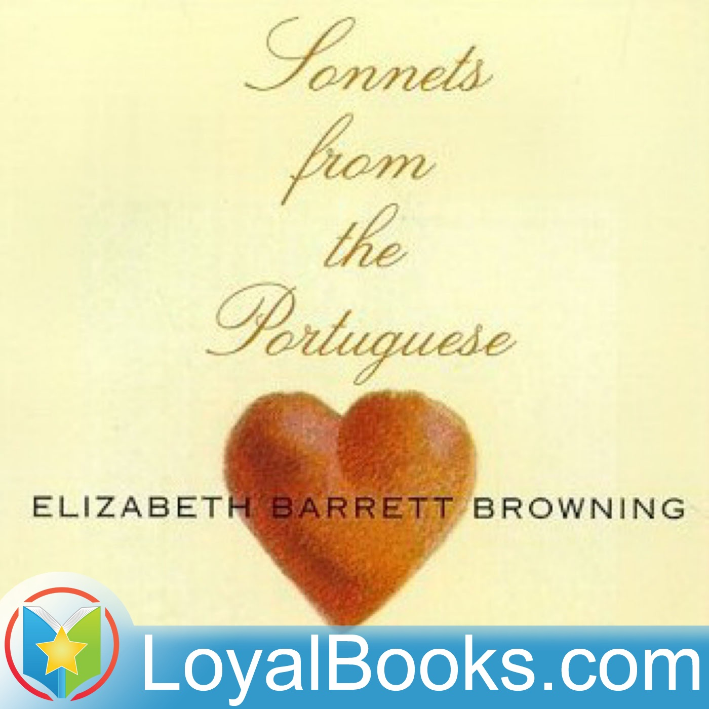 <![CDATA[Sonnets from the Portugese by Elizabeth Barrett Browning]]>