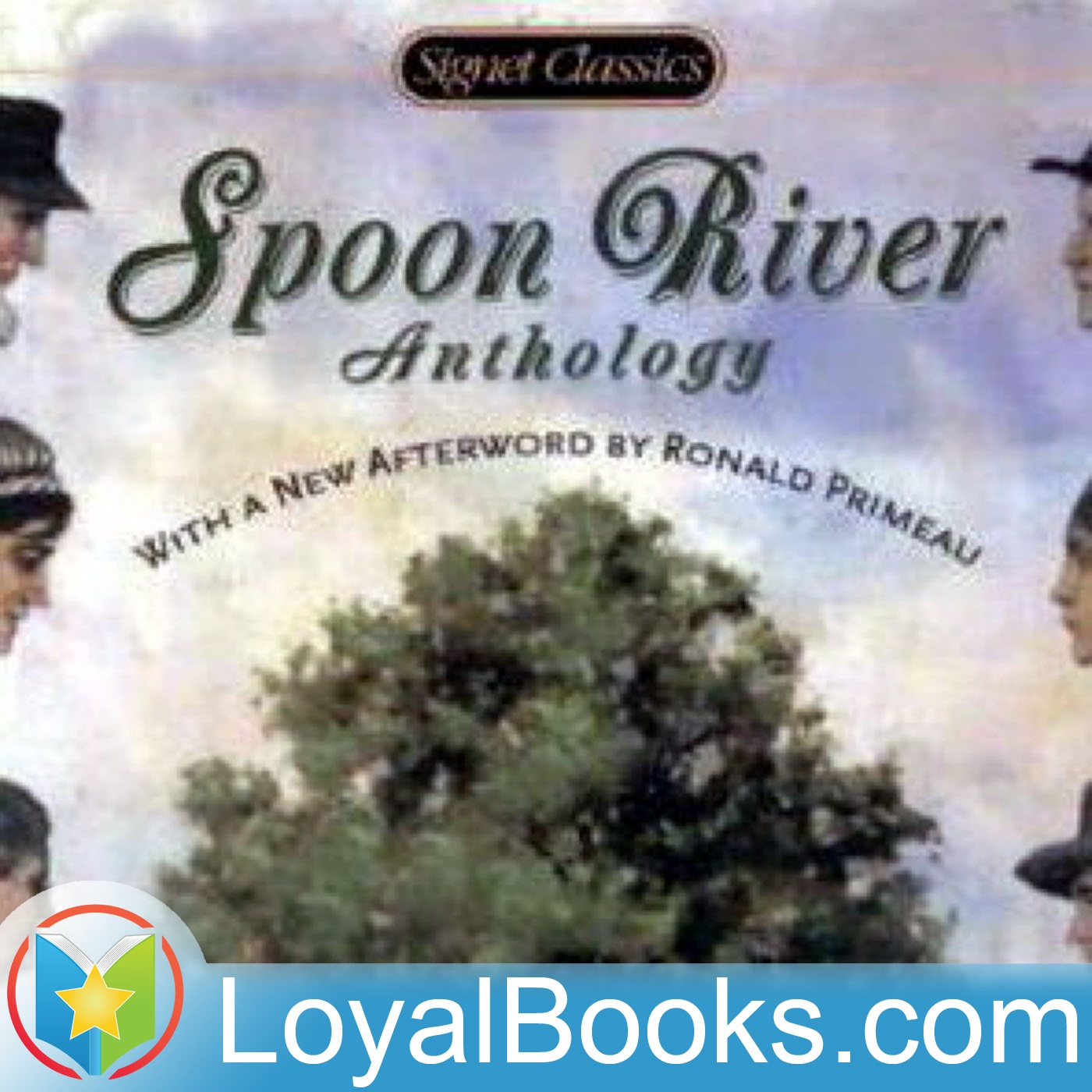 <![CDATA[Spoon River Anthology by Edgar Lee Masters]]>