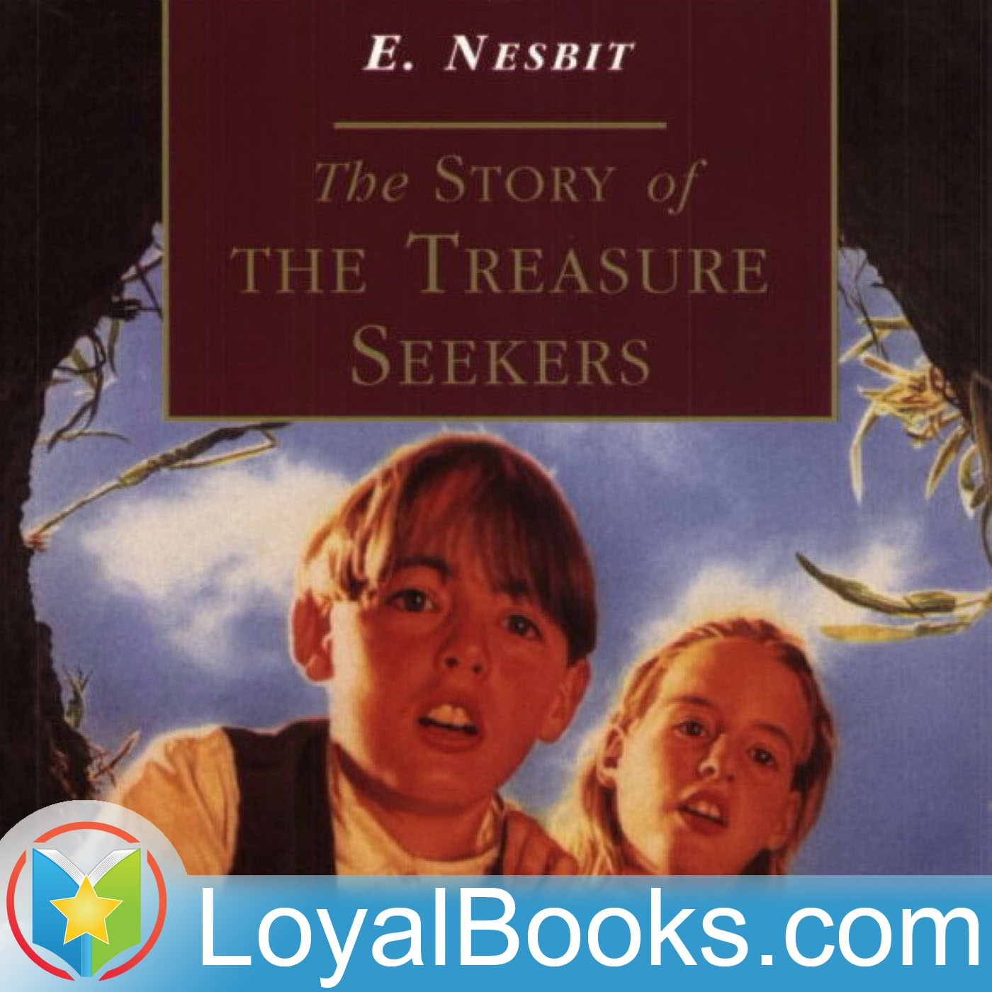 <![CDATA[The Story of the Treasure Seekers by Edith Nesbit]]>
