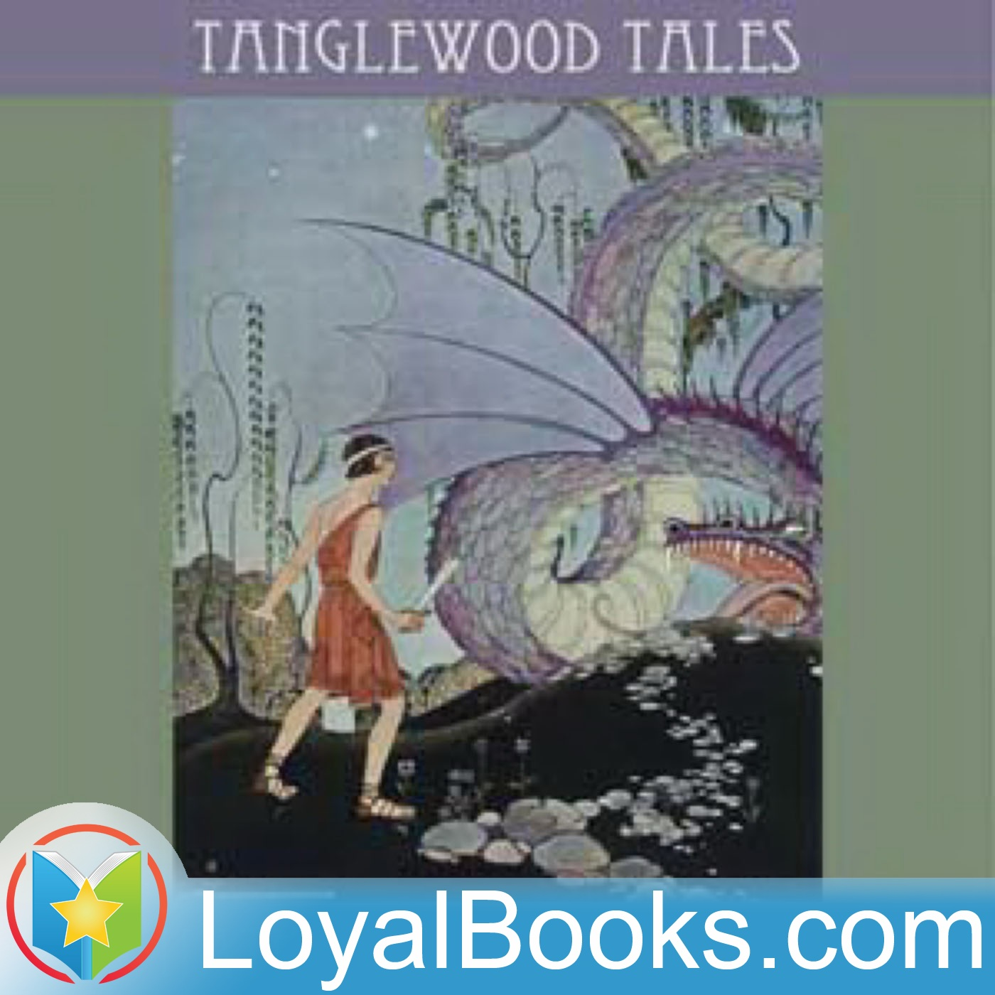 <![CDATA[Tanglewood Tales by Nathaniel Hawthorne]]>
