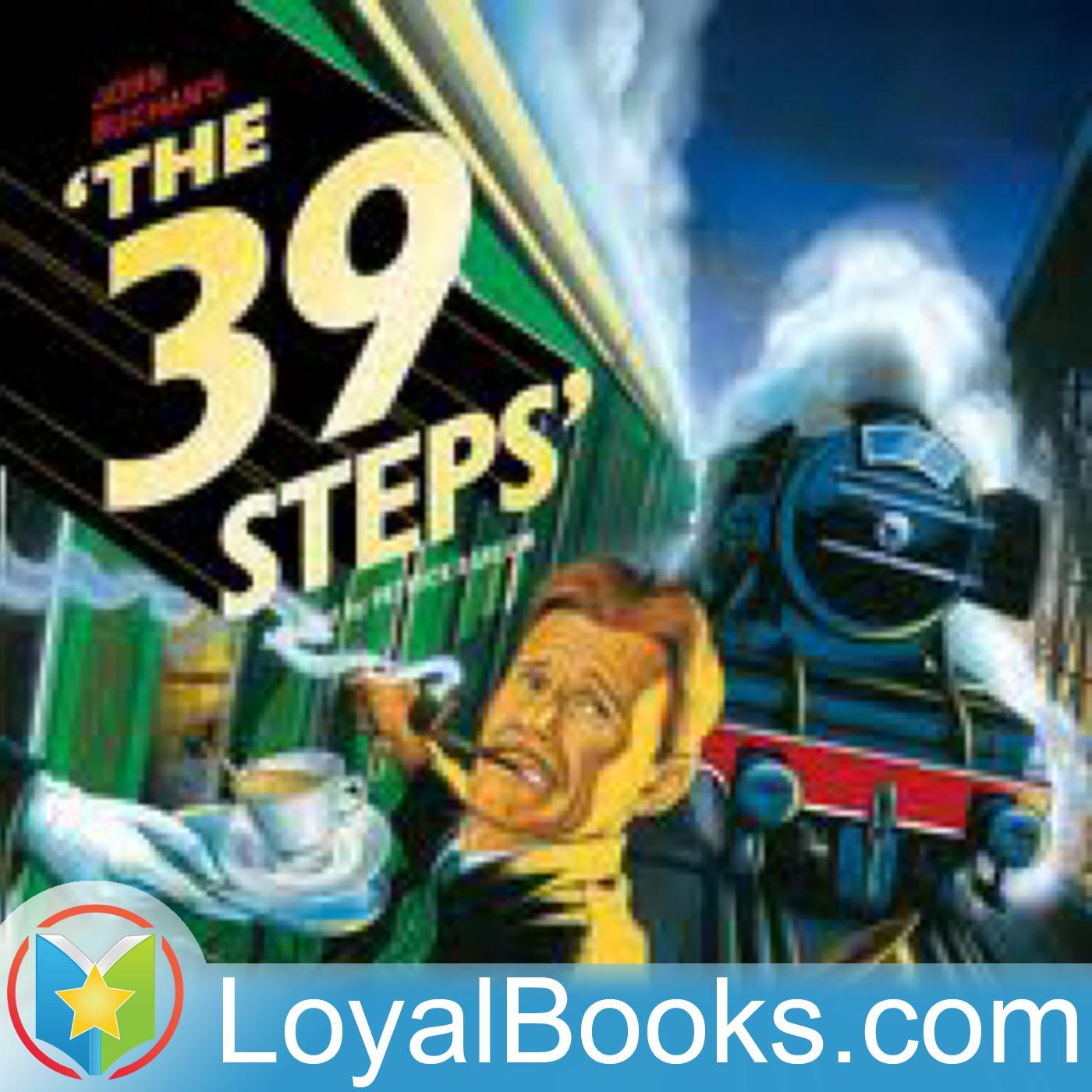 <![CDATA[The Thirty-nine Steps by John Buchan]]>