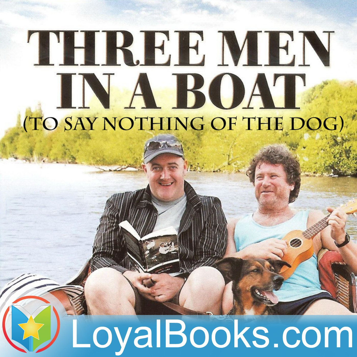<![CDATA[Three Men in a Boat (To Say Nothing of the Dog) by Jerome K. Jerome]]>