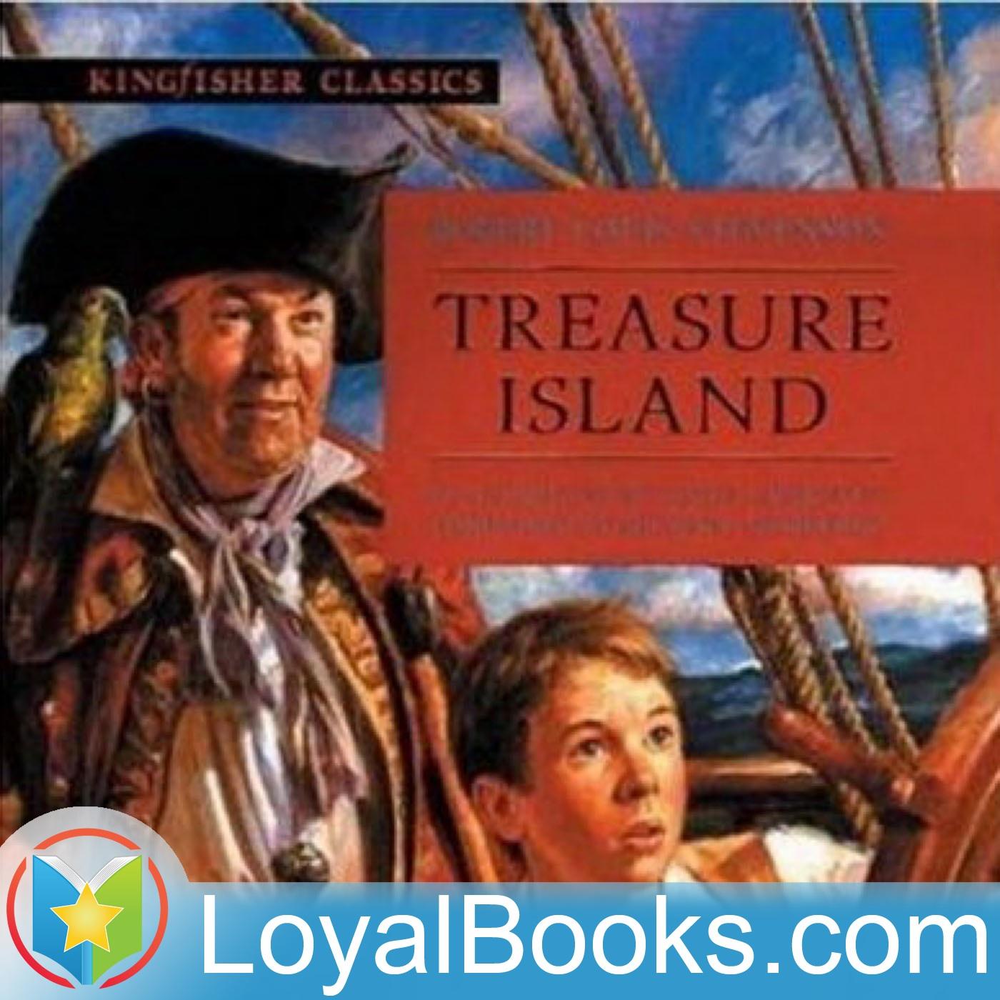 <![CDATA[Treasure Island by Robert Louis Stevenson]]>