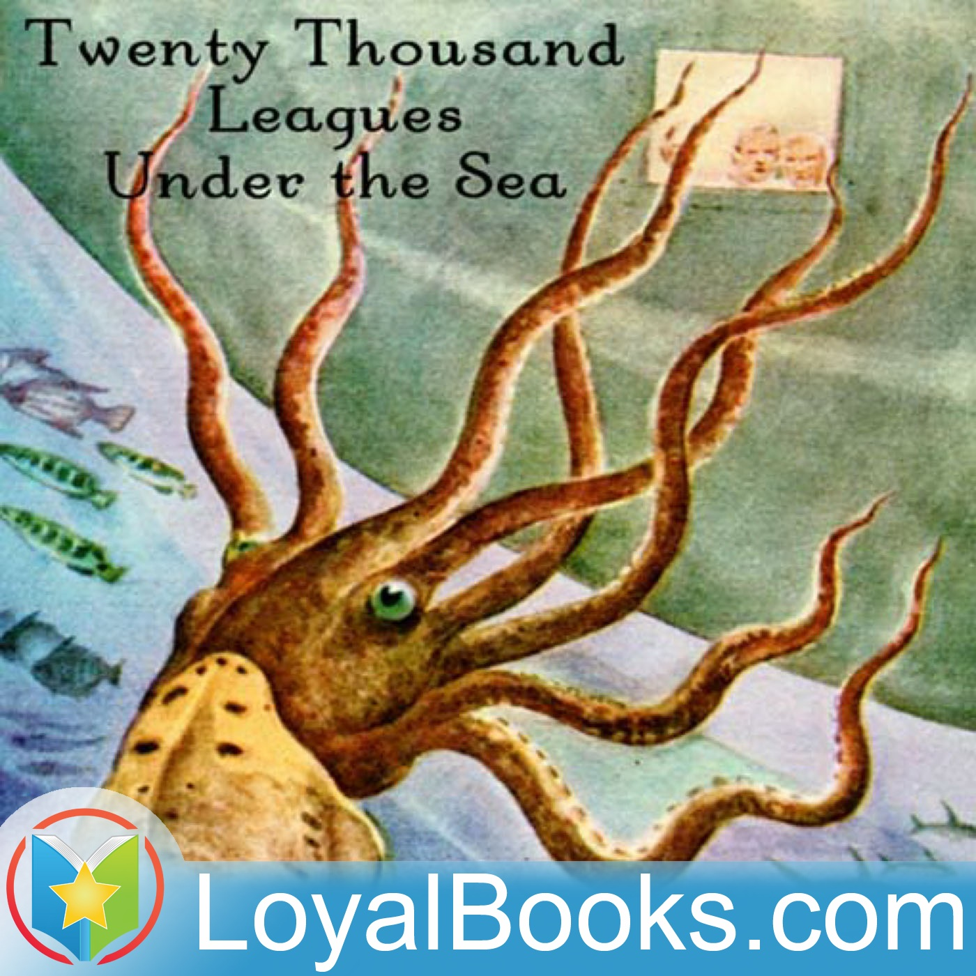 <![CDATA[Twenty Thousand Leagues Under the Sea by Jules Verne]]>