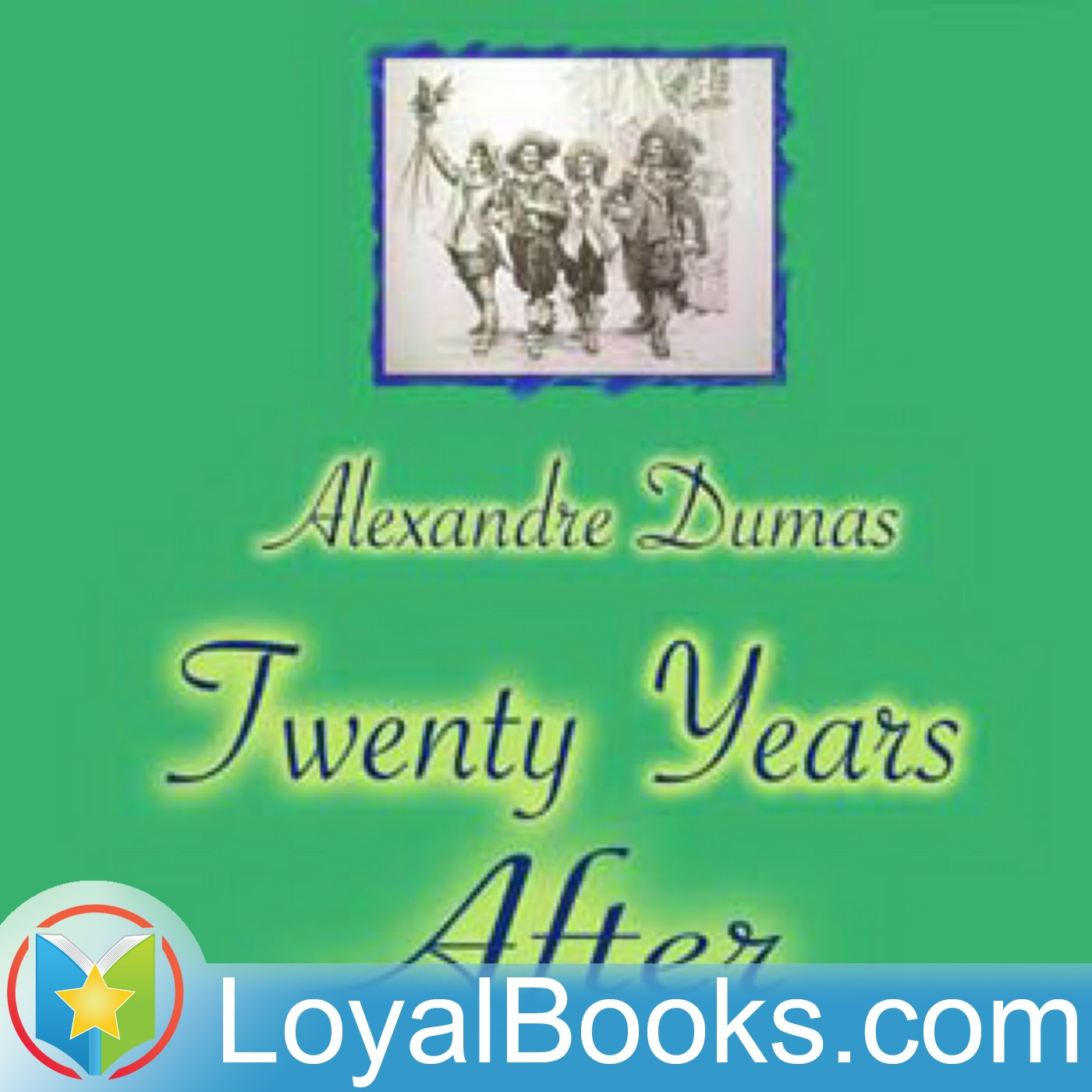 <![CDATA[Twenty Years After by Alexandre Dumas]]>