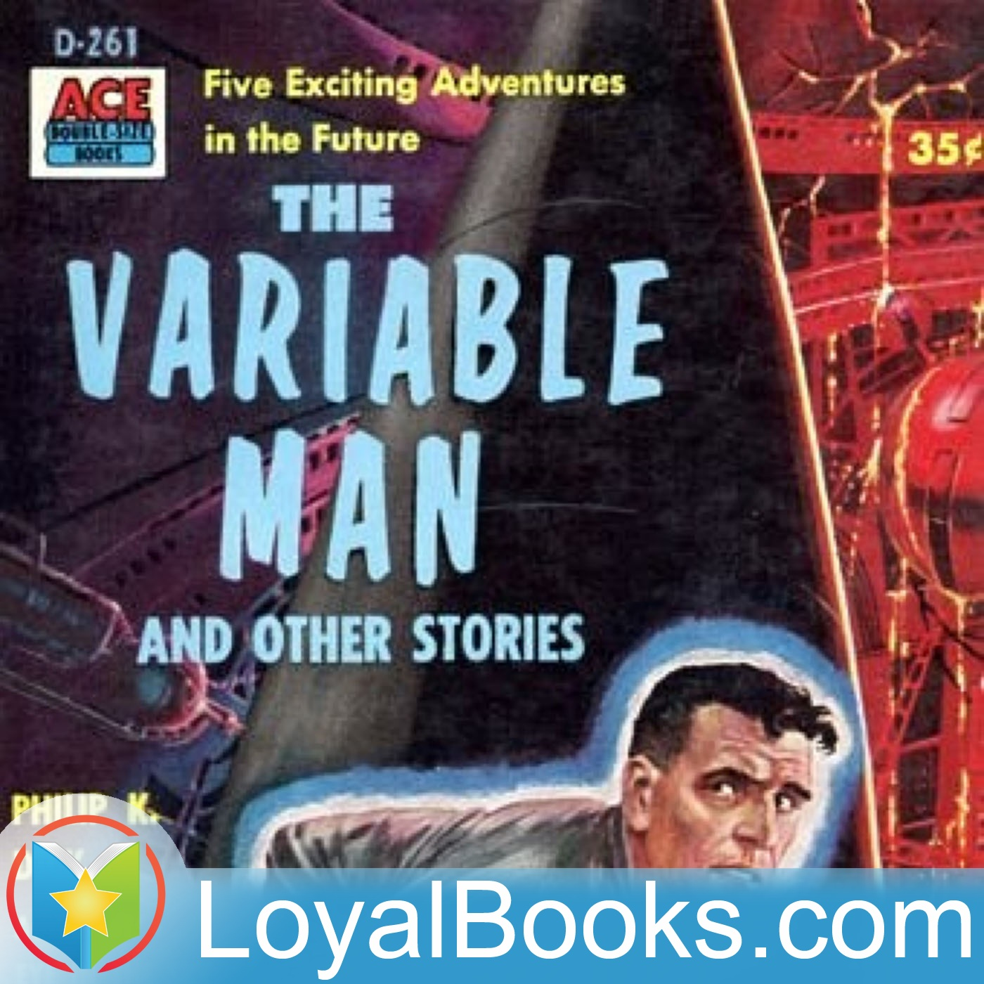 <![CDATA[The Variable Man by Philip K. Dick]]>