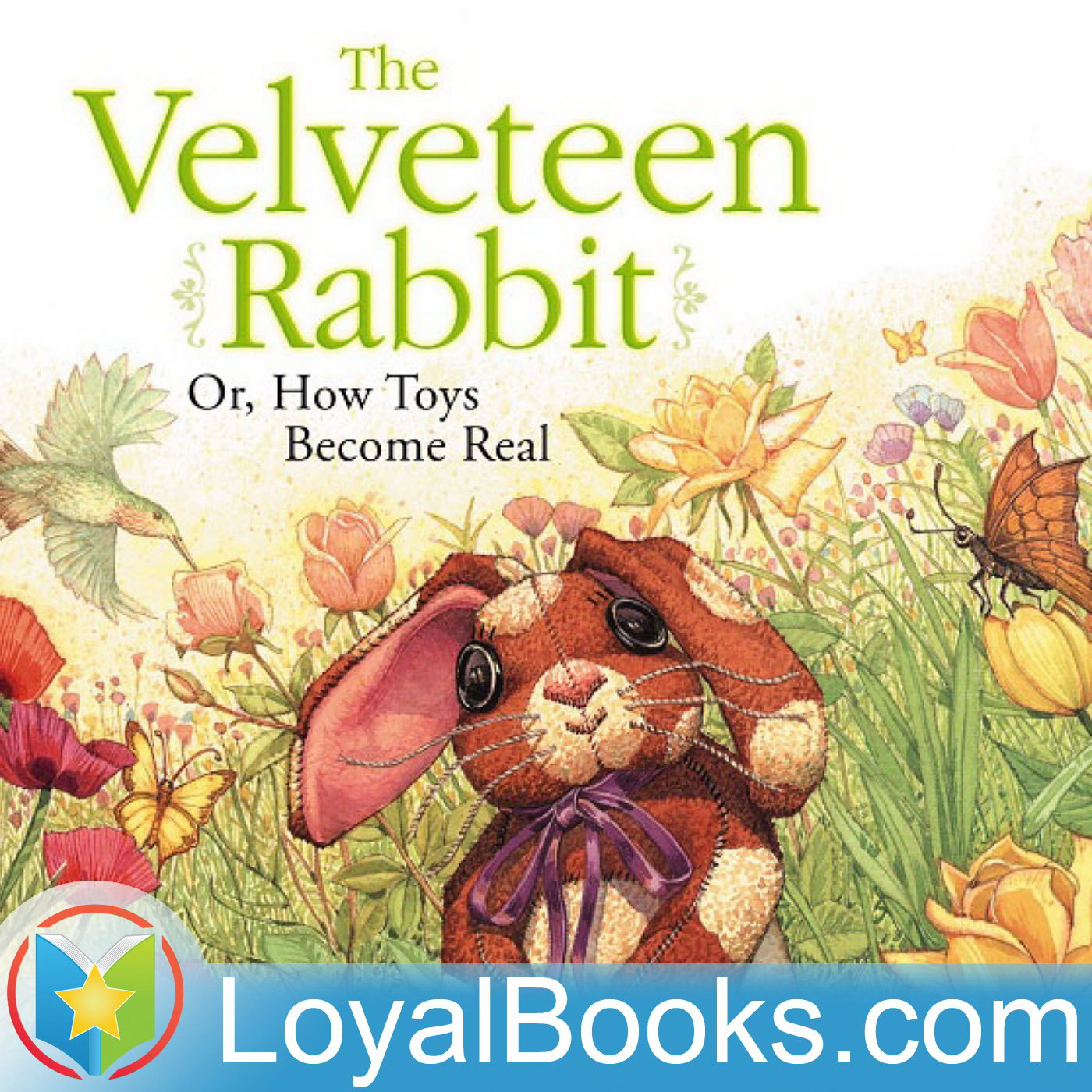 <![CDATA[The Velveteen Rabbit by Margery Williams]]>