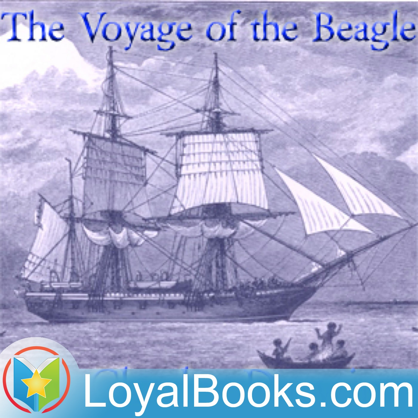 <![CDATA[The Voyage of the Beagle by Charles Darwin]]>