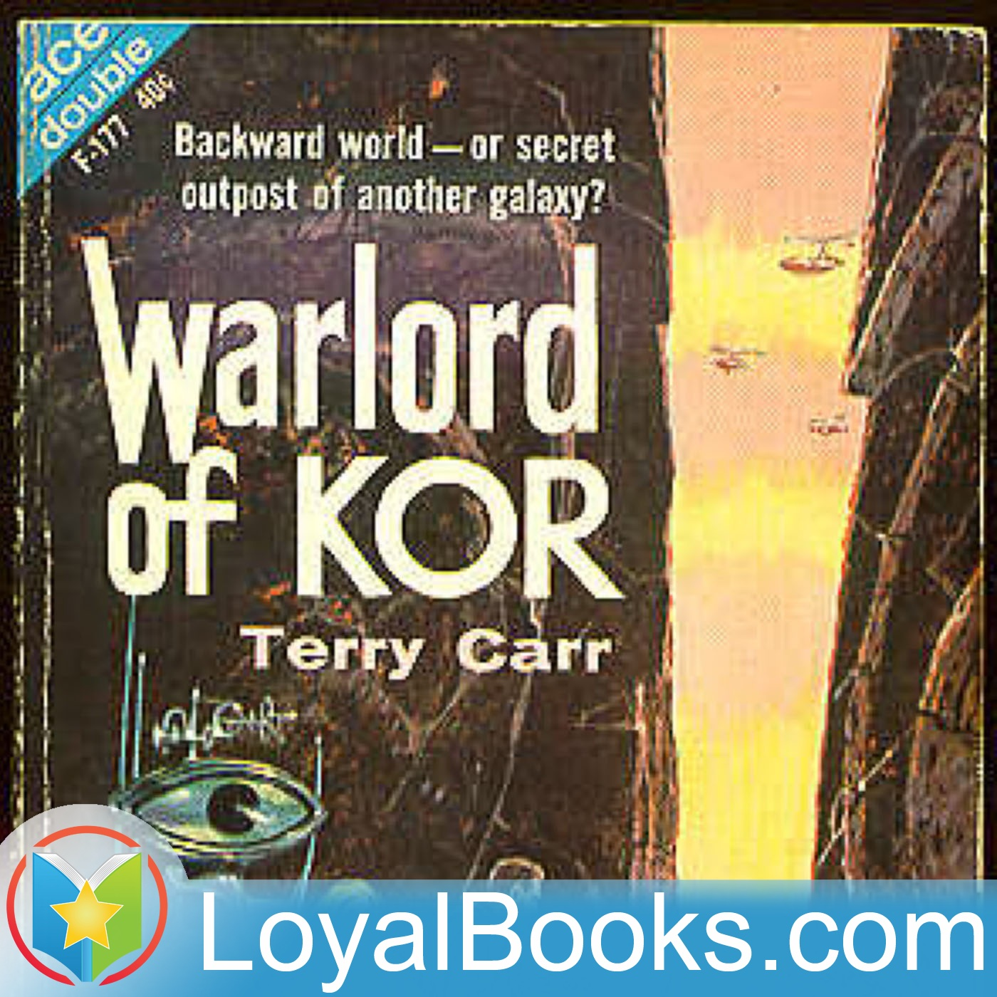 <![CDATA[Warlord of Kor by Terry Carr]]>