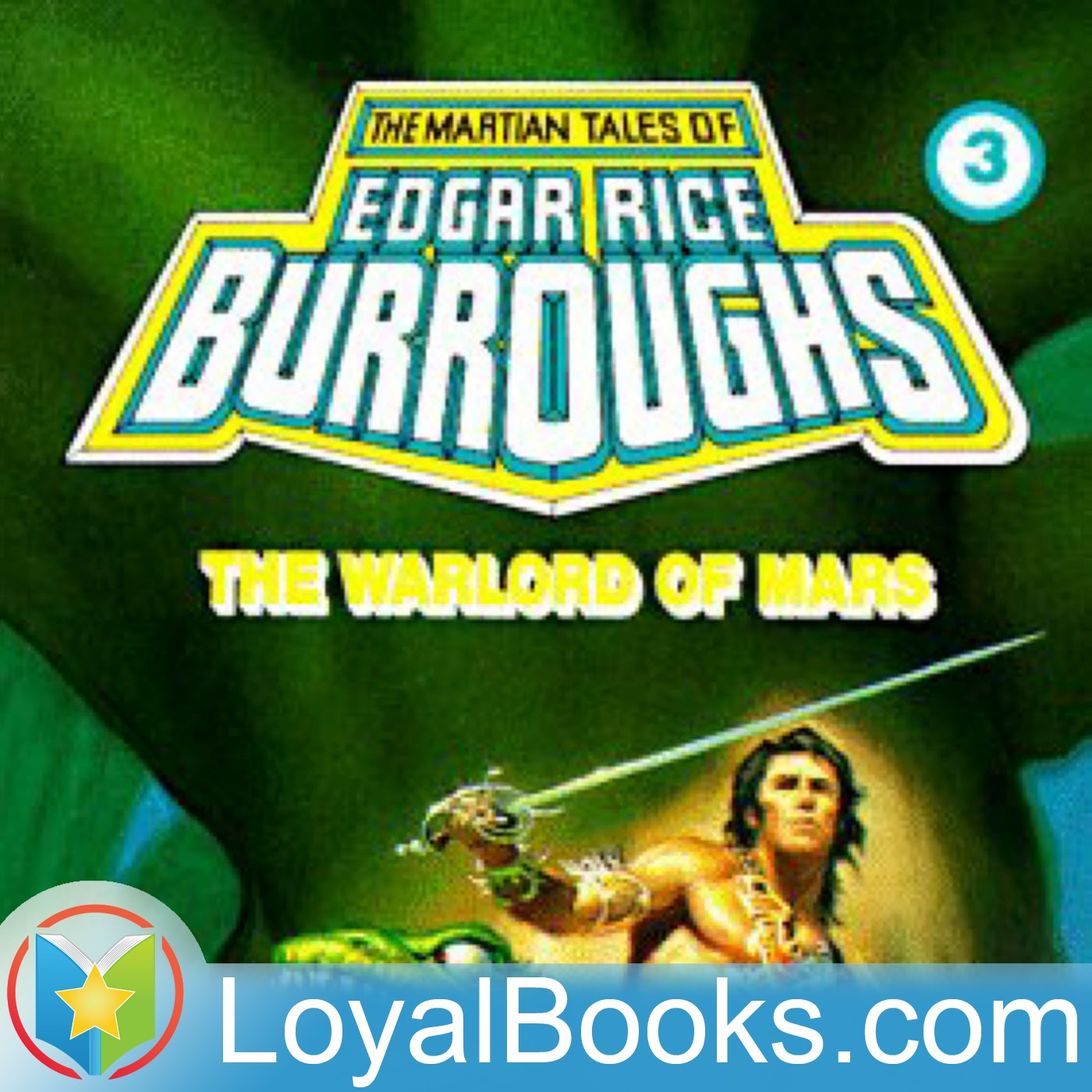 <![CDATA[Warlord of Mars by Edgar Rice Burroughs]]>