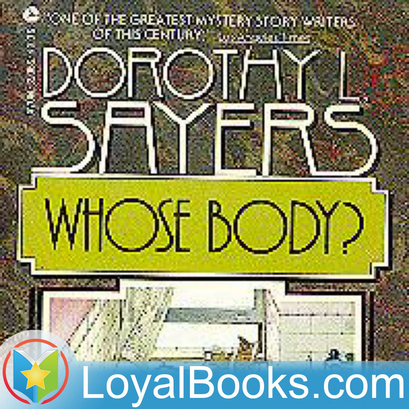 <![CDATA[Whose Body? by Dorothy L. Sayers]]>