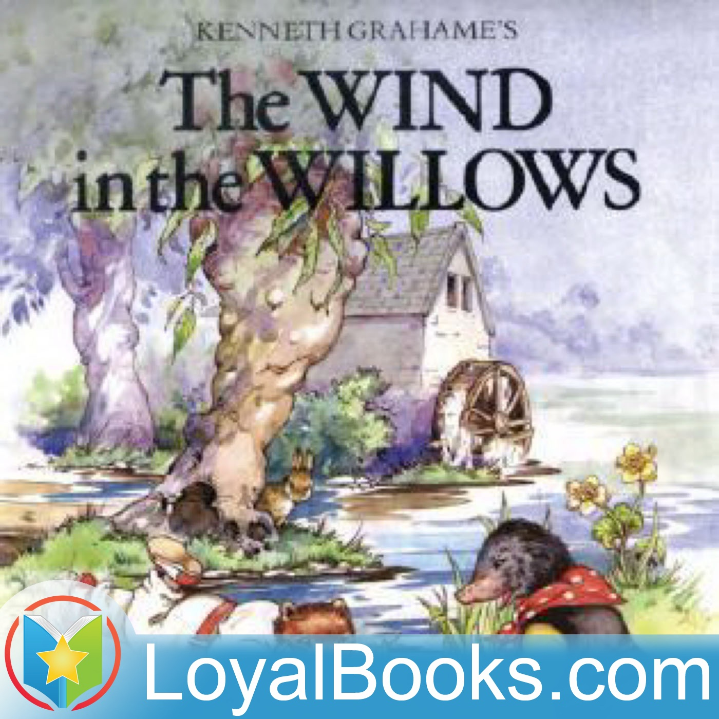 <![CDATA[The Wind in the Willows by Kenneth Grahame]]>