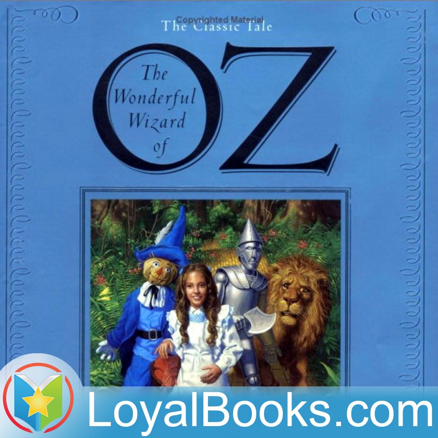 <![CDATA[The Wonderful Wizard of Oz by L. Frank Baum]]>