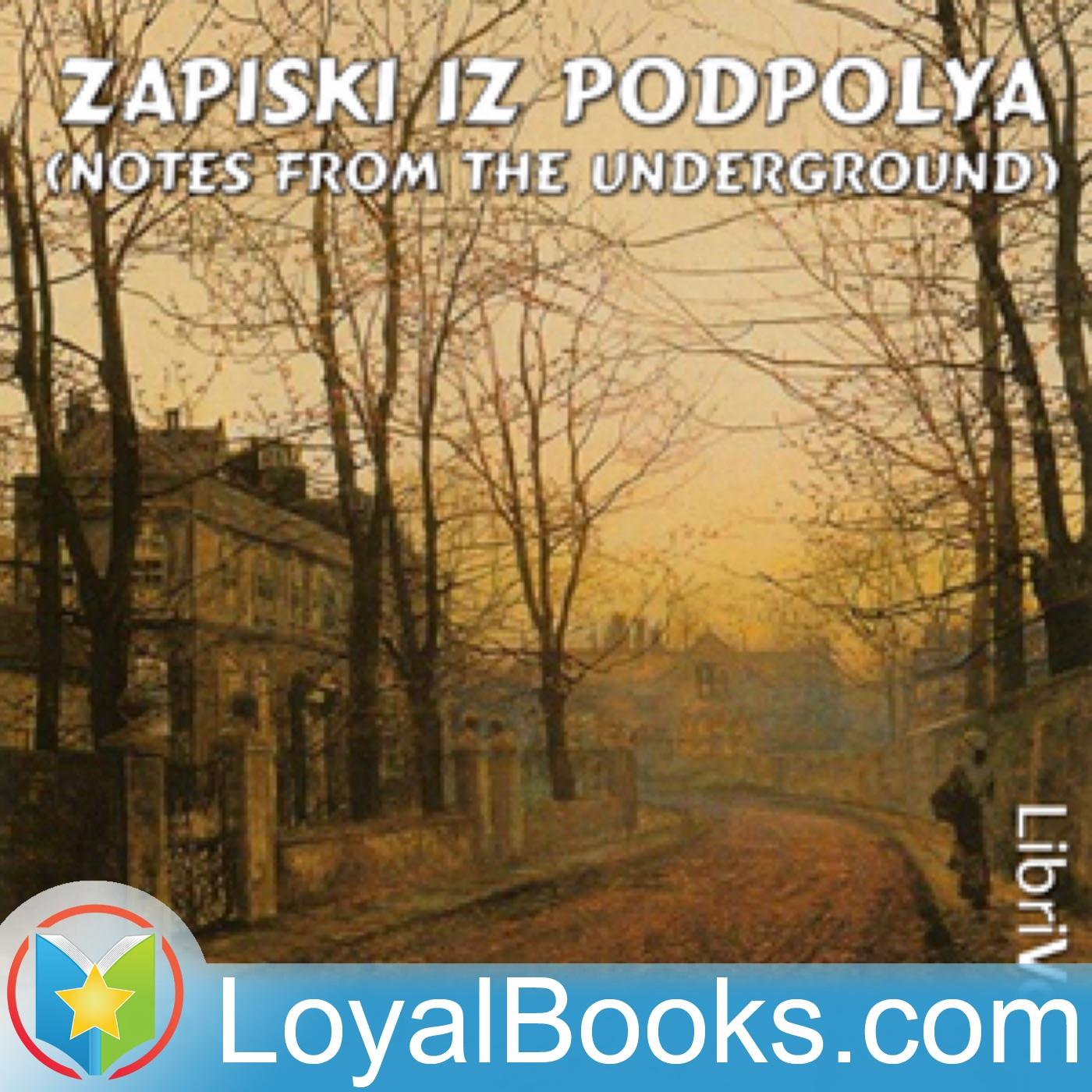 <![CDATA[Zapiski iz podpolya (Notes from the Underground) by Fyodor Dostoevsky]]>