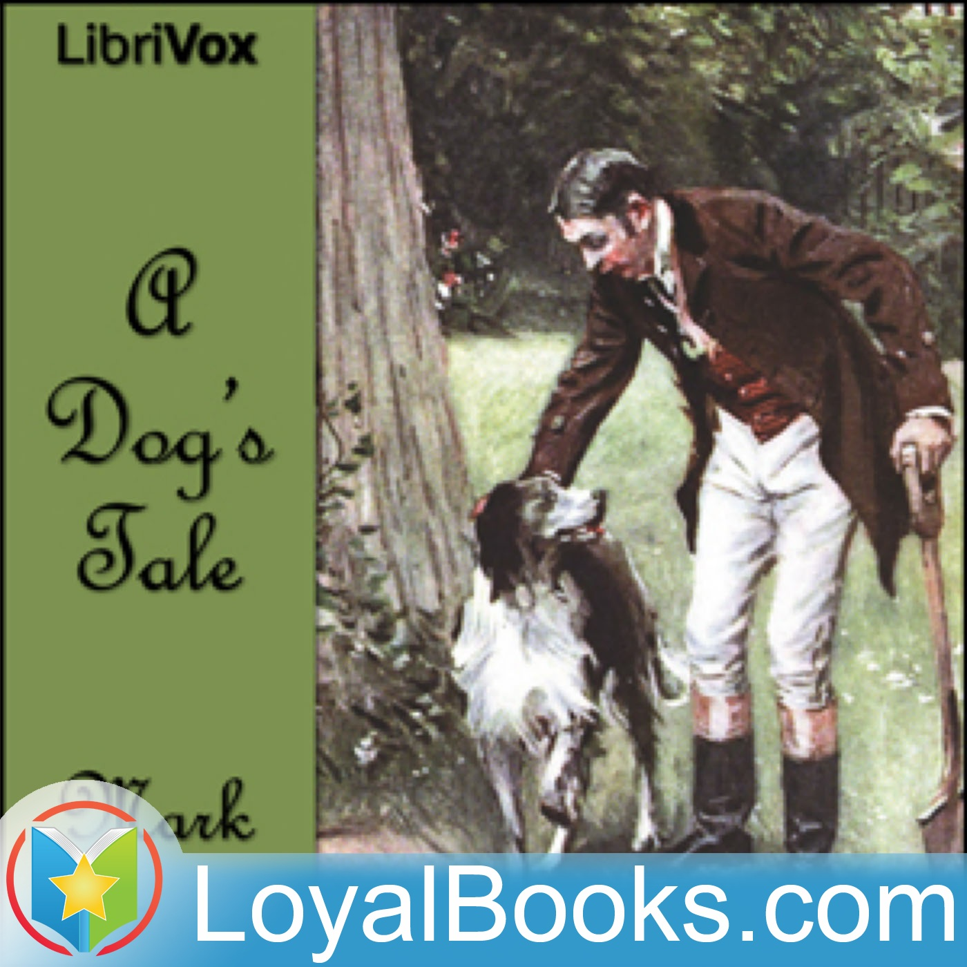 <![CDATA[A Dog's Tale by Mark Twain]]>