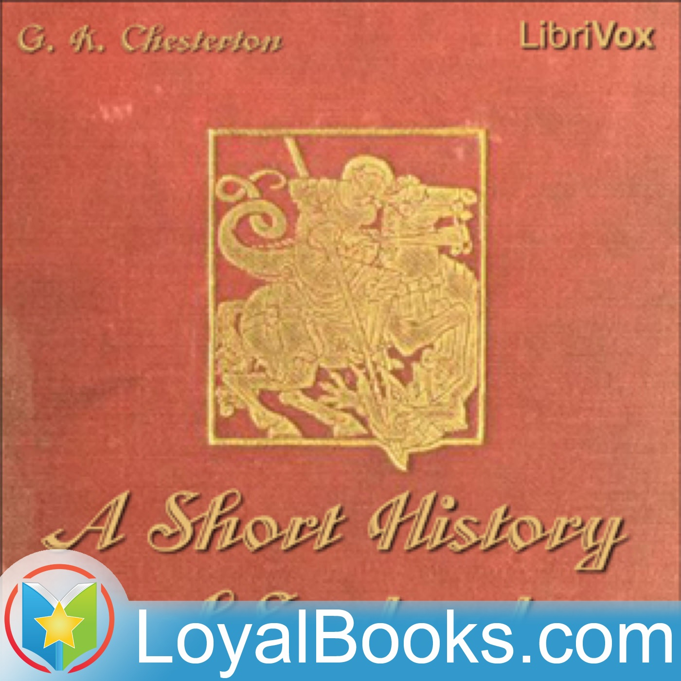 <![CDATA[A Short History of England by G. K. Chesterton]]>