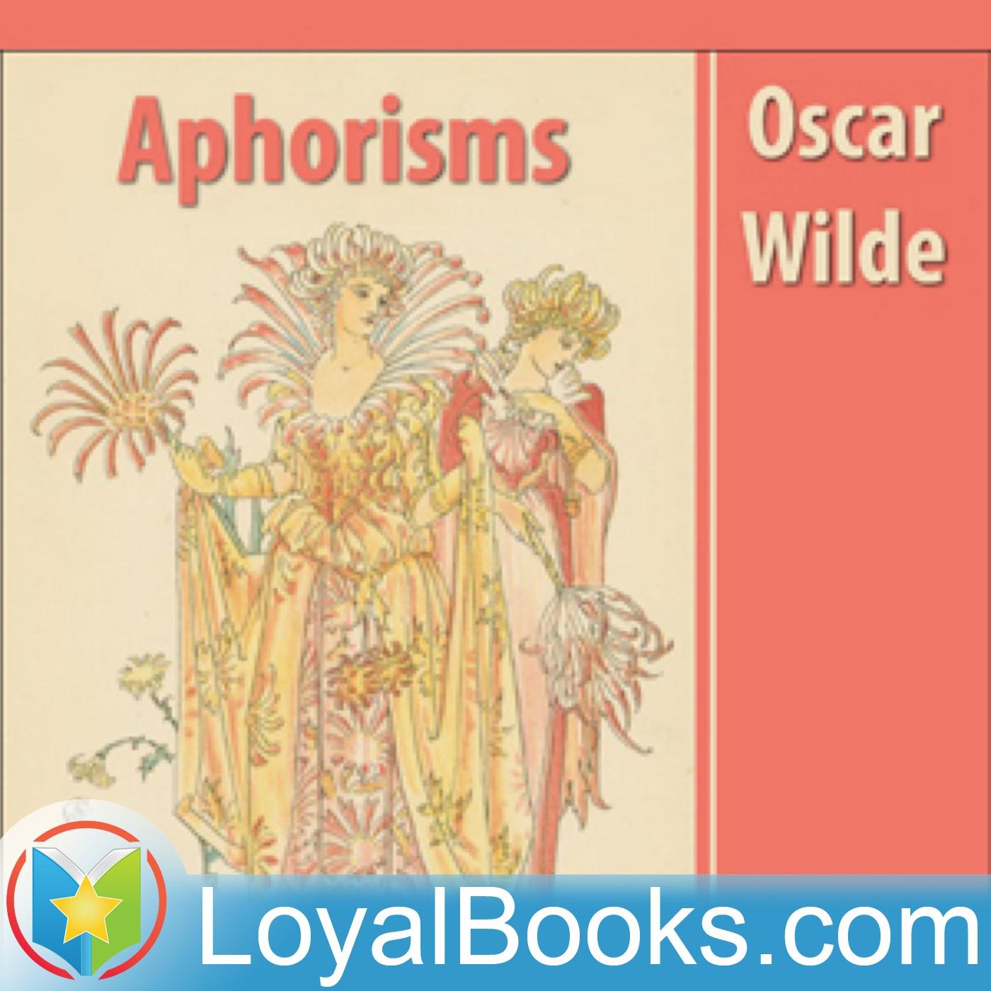 <![CDATA[Aphorisms by Oscar Wilde]]>