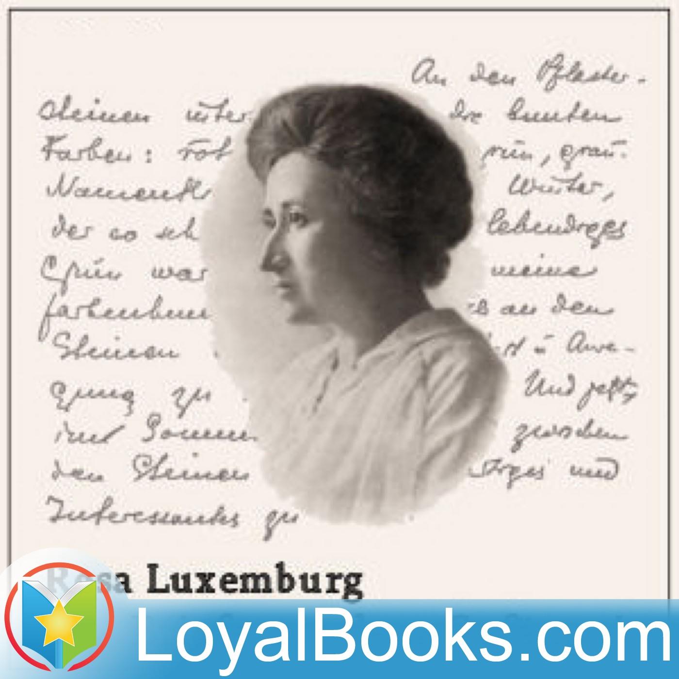 <![CDATA[Briefe aus dem Gefängnis by Rosa Luxemburg]]>