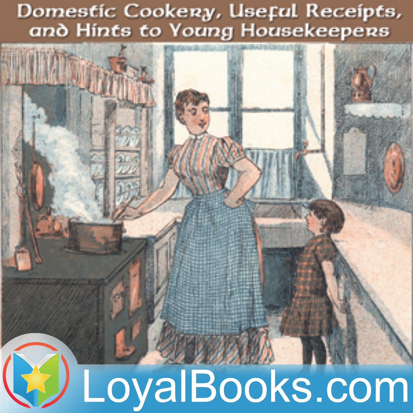 <![CDATA[Domestic Cookery, Useful Receipts, and Hints to Young Housekeepers by Elizabeth E. Lea]]>