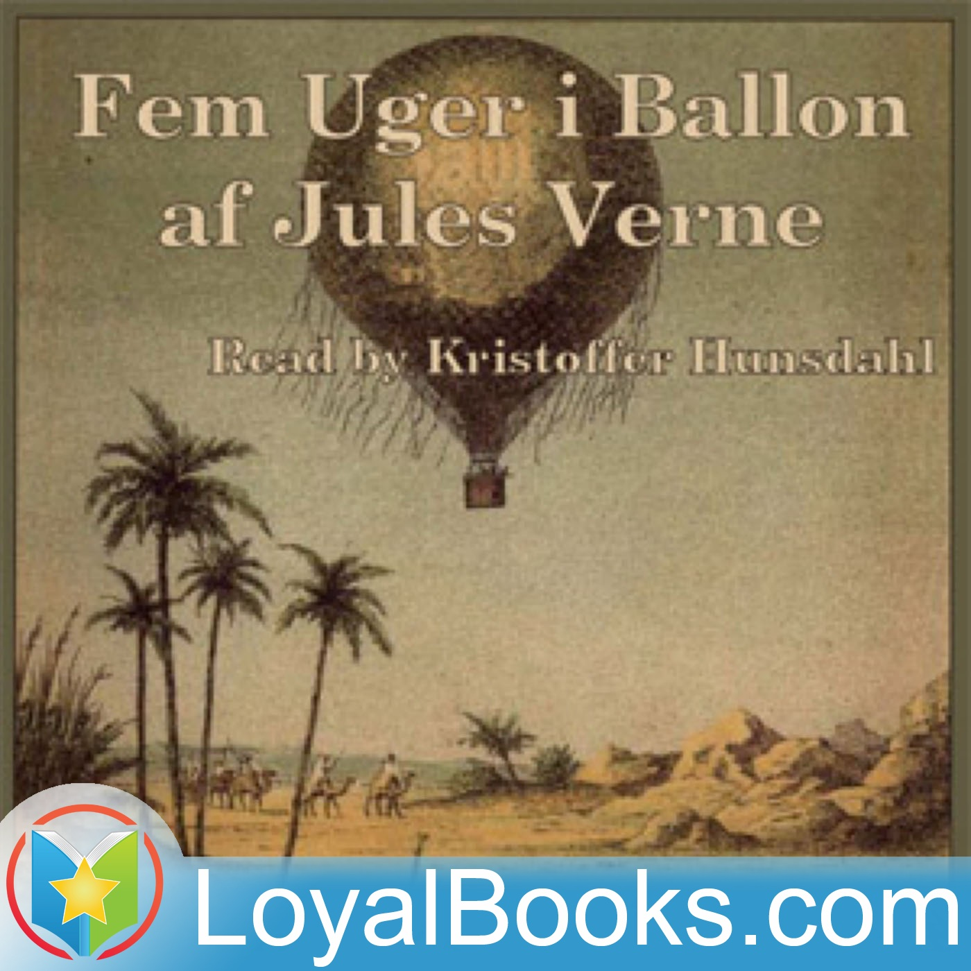 <![CDATA[Fem Uger i Ballon by Unknown]]>