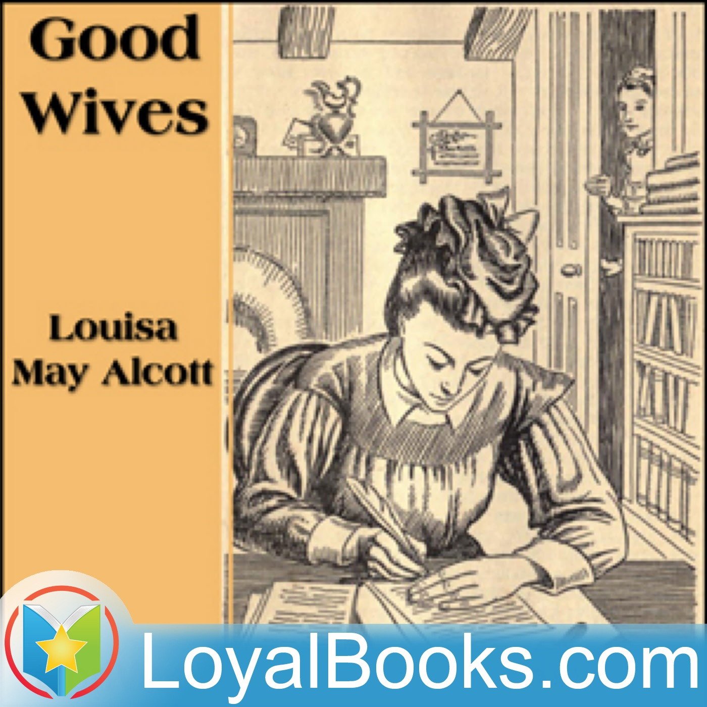 <![CDATA[Good Wives by Louisa May Alcott]]>