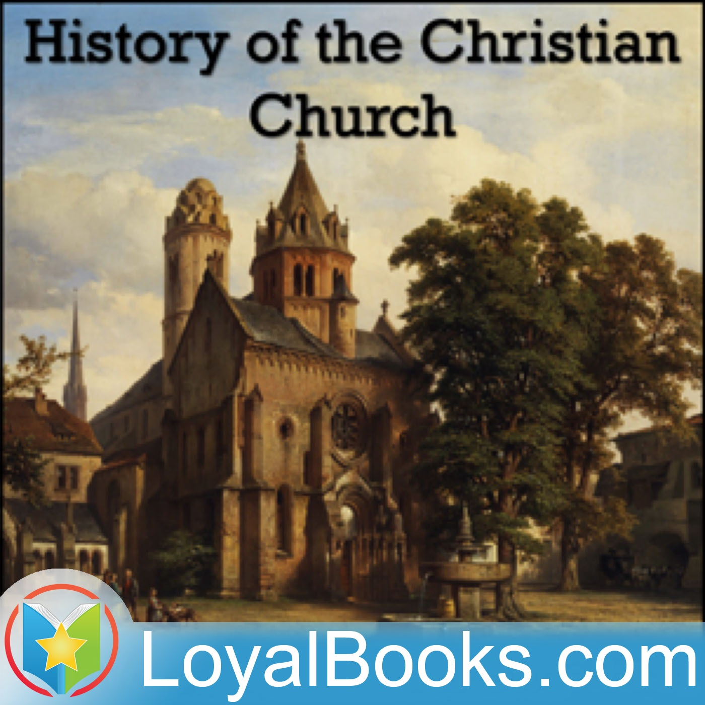 <![CDATA[History of the Christian church by Samuel Cheetham]]>