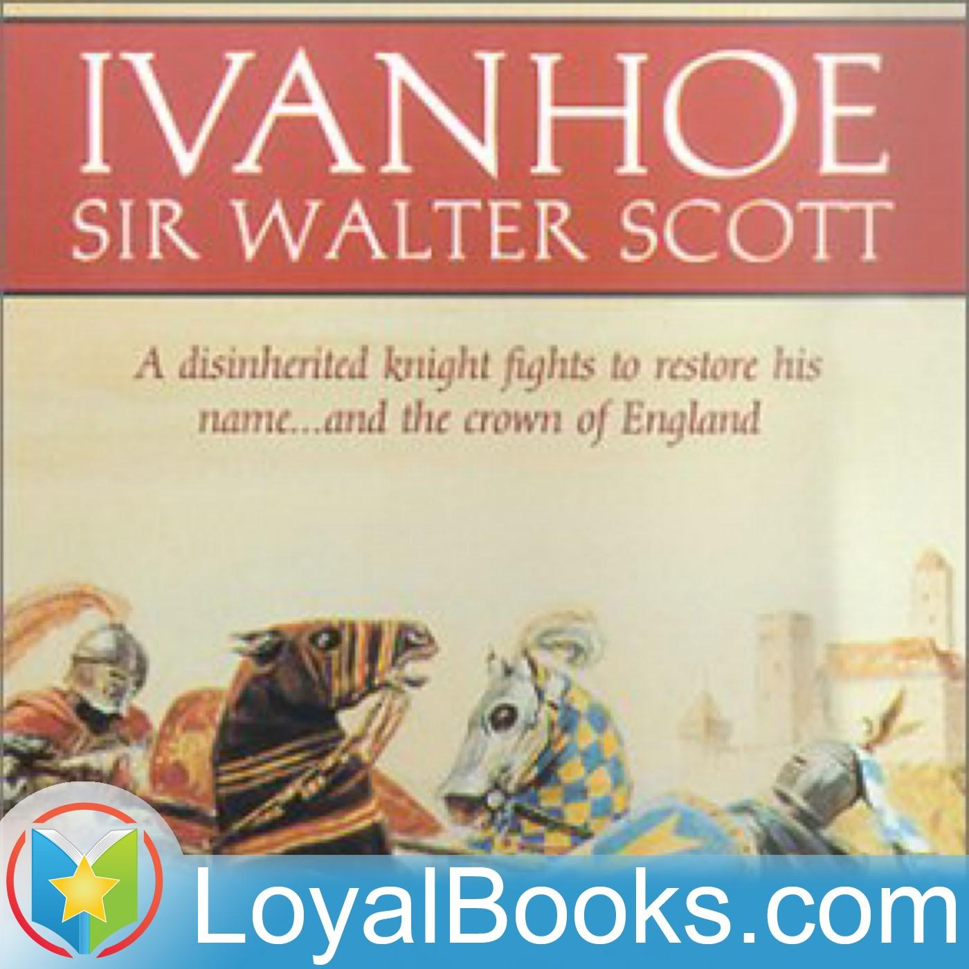 <![CDATA[Ivanhoe by Sir Walter Scott]]>